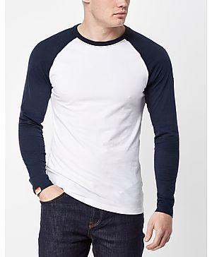 Superdry Orange Label Raglan T-Shirt