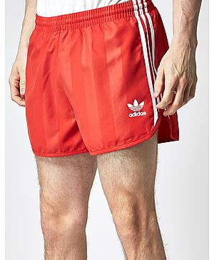 adidas Originals Football Poly Shorts