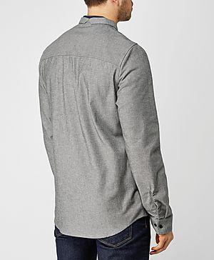 One True Saxon Zip Through Shirt