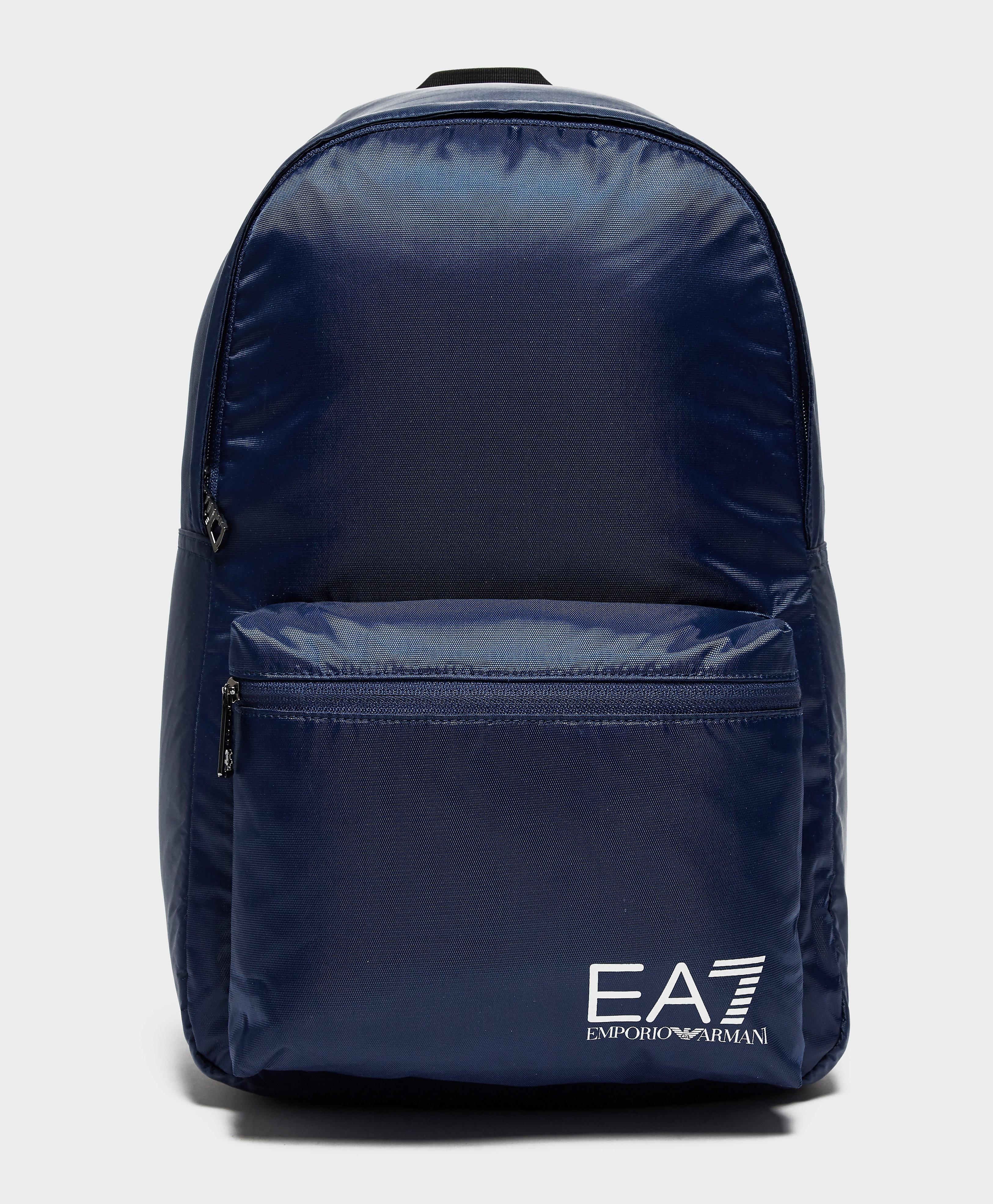 Emporio Armani EA7 Train Logo Backpack