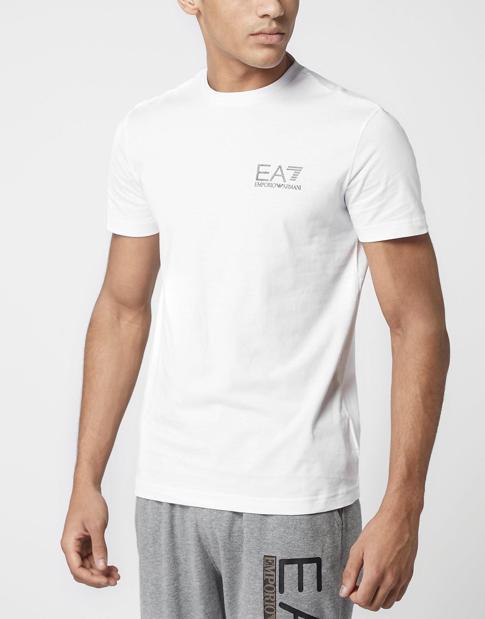 Emporio Armani EA7 Core TShirt  White White