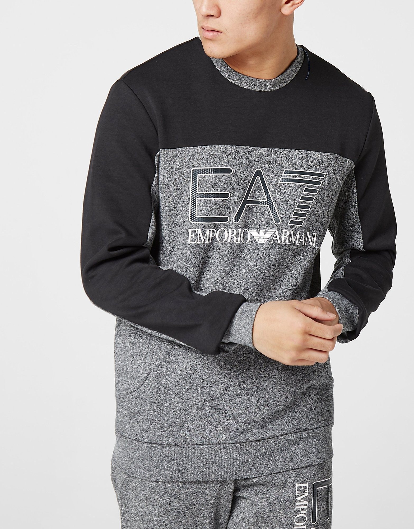 Emporio Armani EA7 Crew Sweatshirt