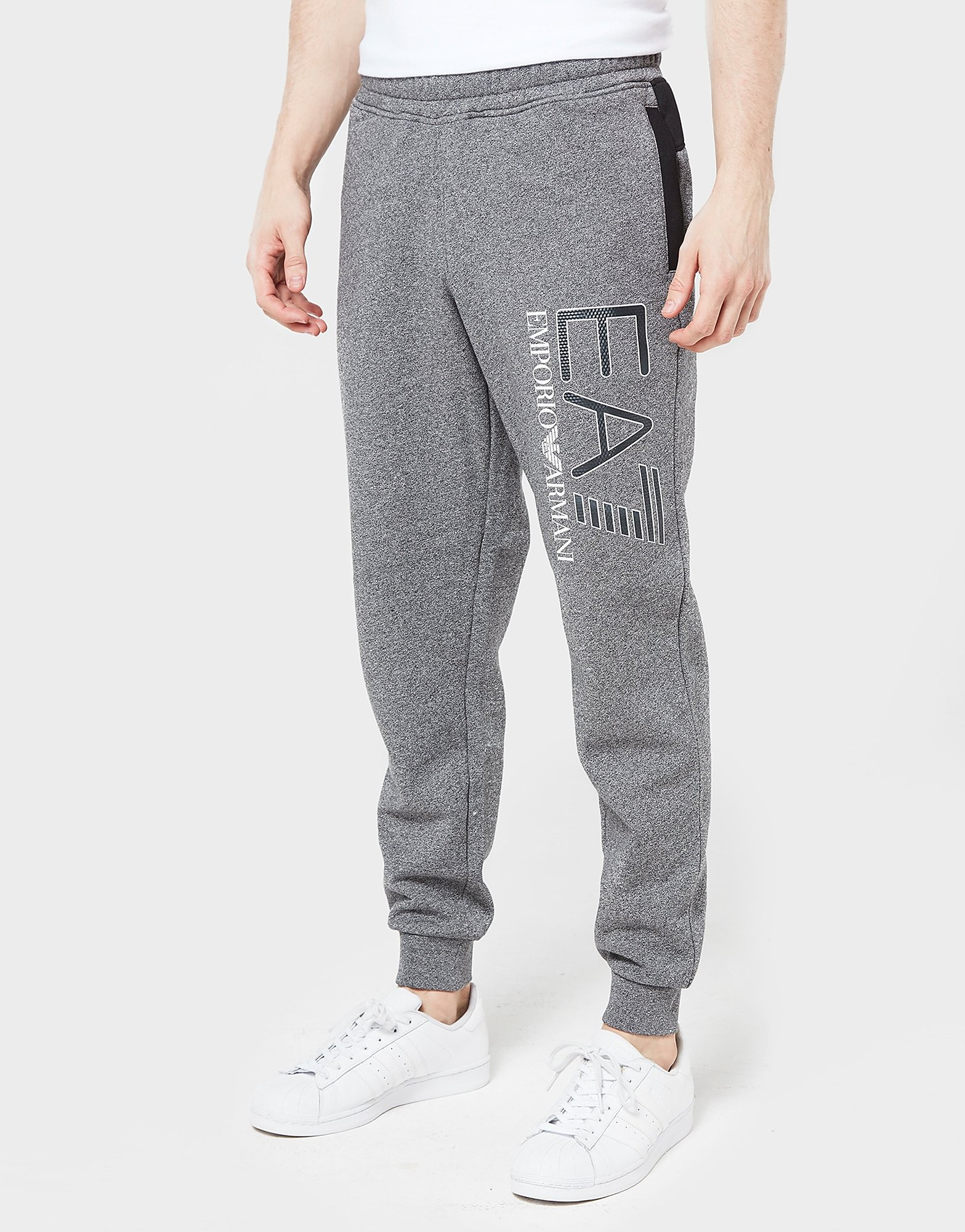 Emporio Armani EA7 Cuffed Fleece Pants