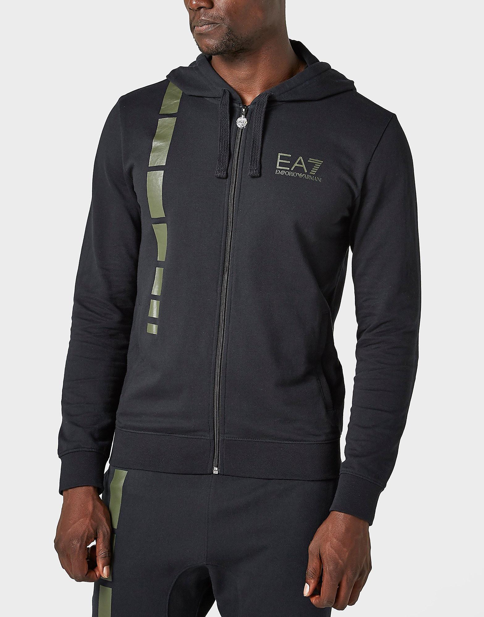 Emporio Armani EA7 7 Lines Full Zip Hoody