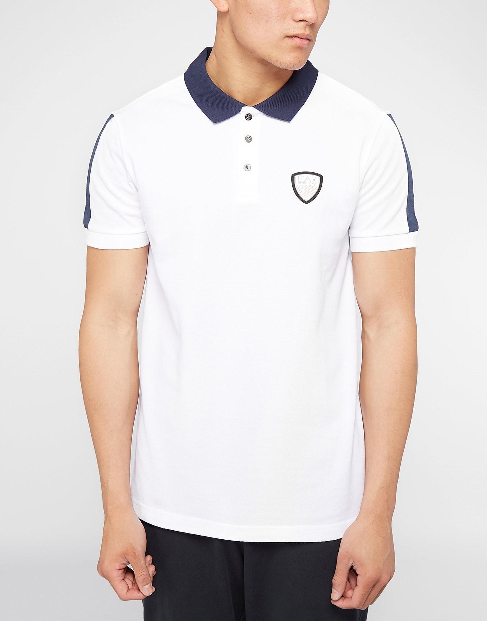 Emporio Armani EA7 Short Sleeve Polo Shirt - Exclusive