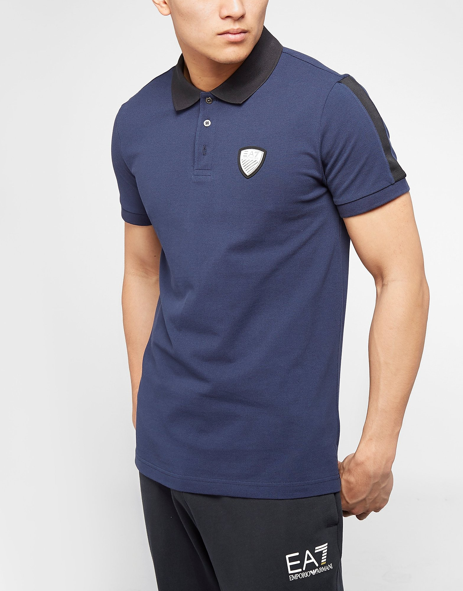 Emporio Armani EA7 Short Sleeve Polo Shirt - Exclusive
