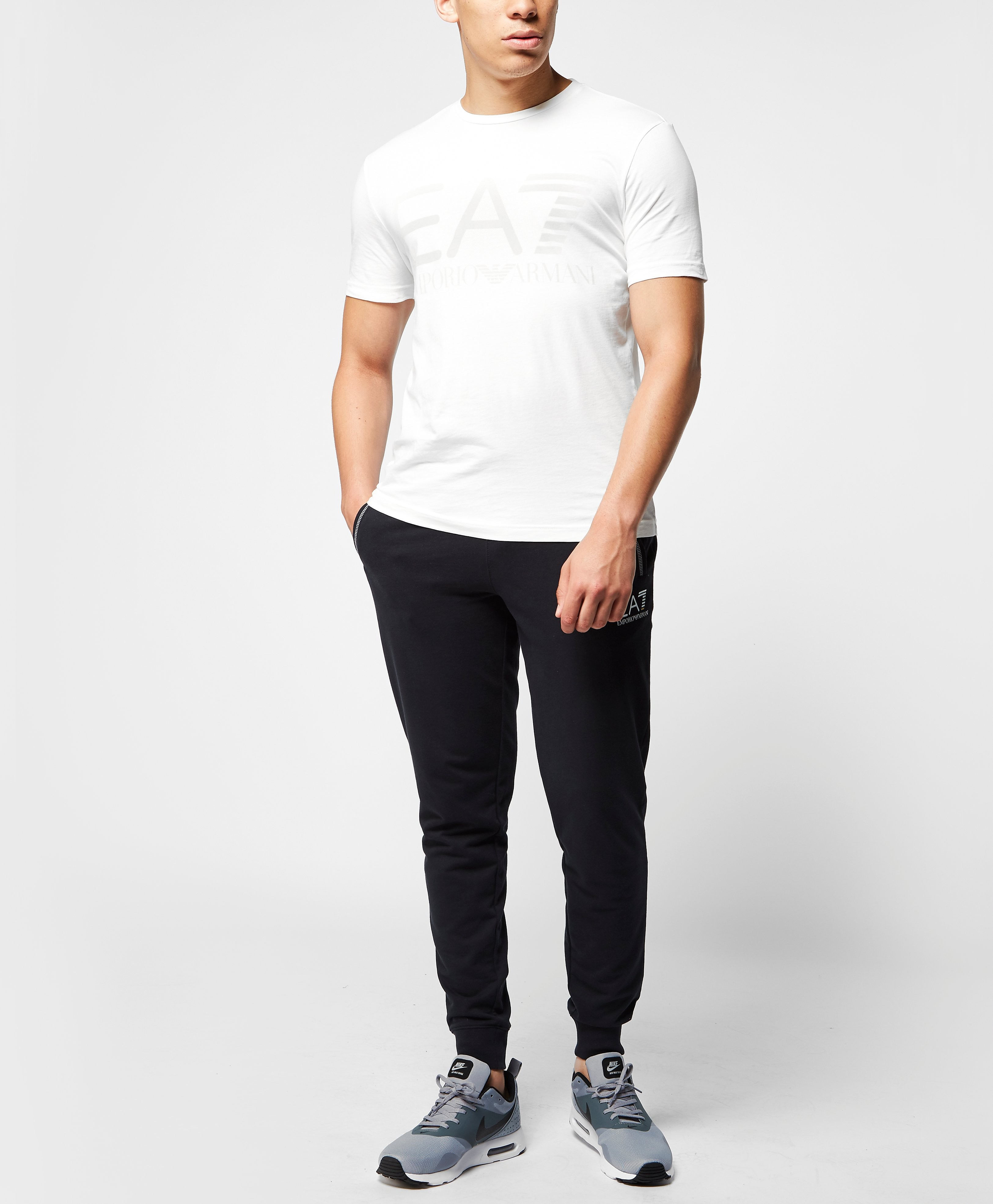 Emporio Armani EA7 Graphic Crew Neck T-Shirt