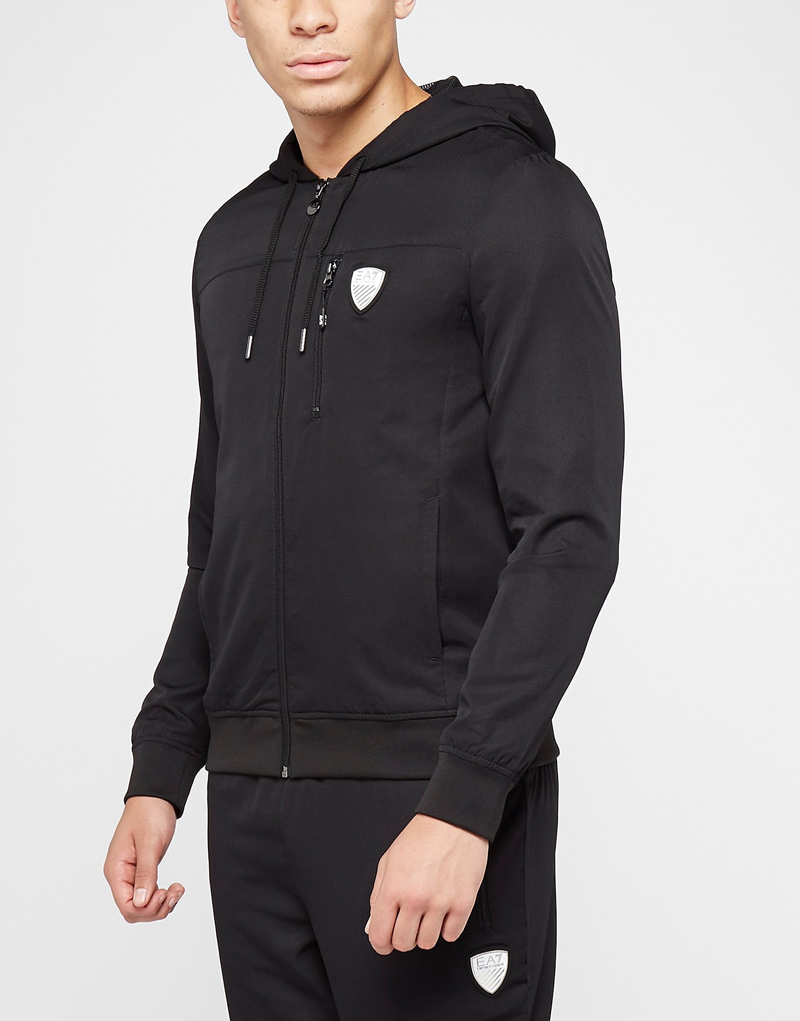 Emporio Armani EA7 Woven Hooded Tracksuit - Exclusive