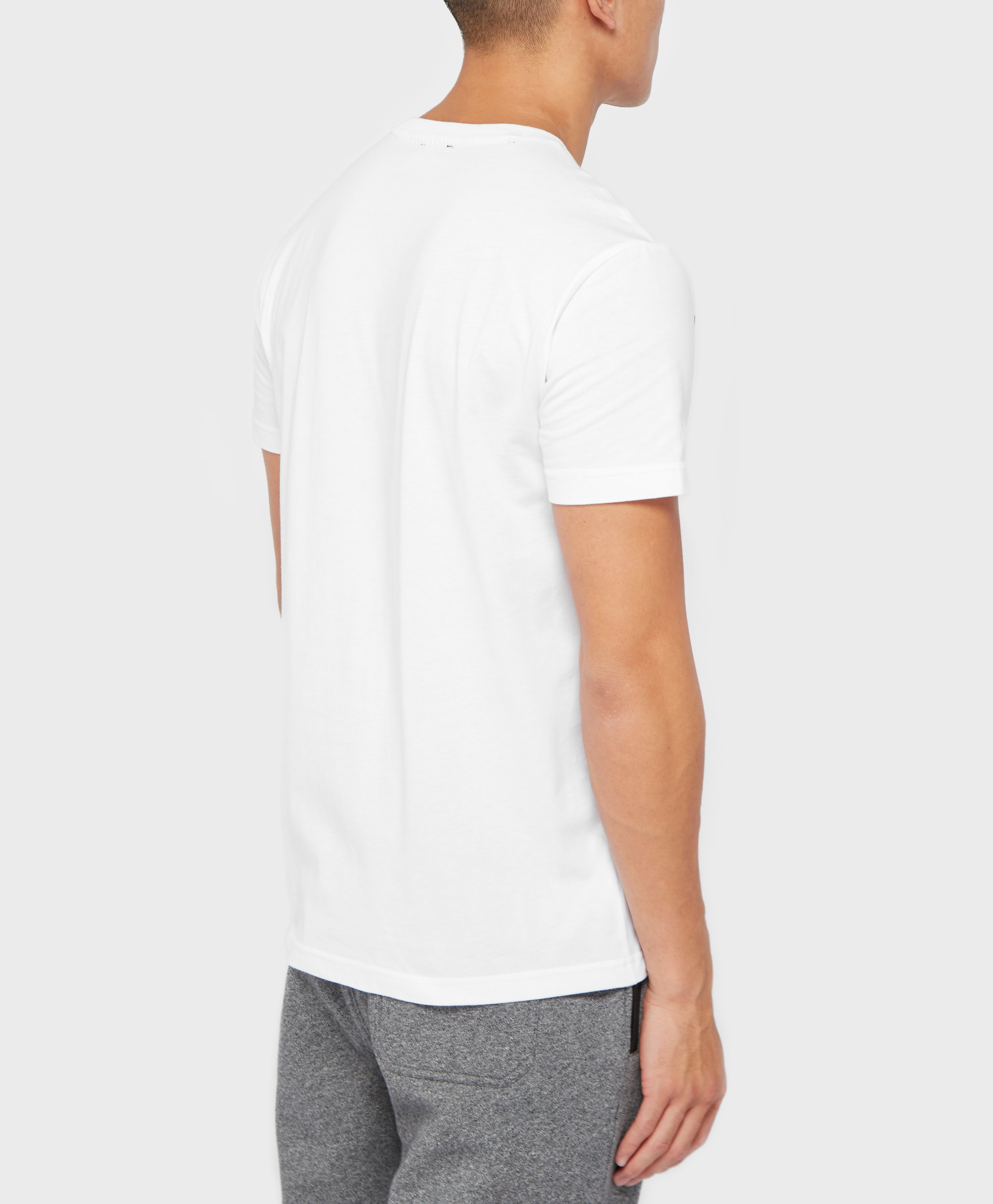 Emporio Armani EA7 Panel Logo T-Shirt - Exclusive