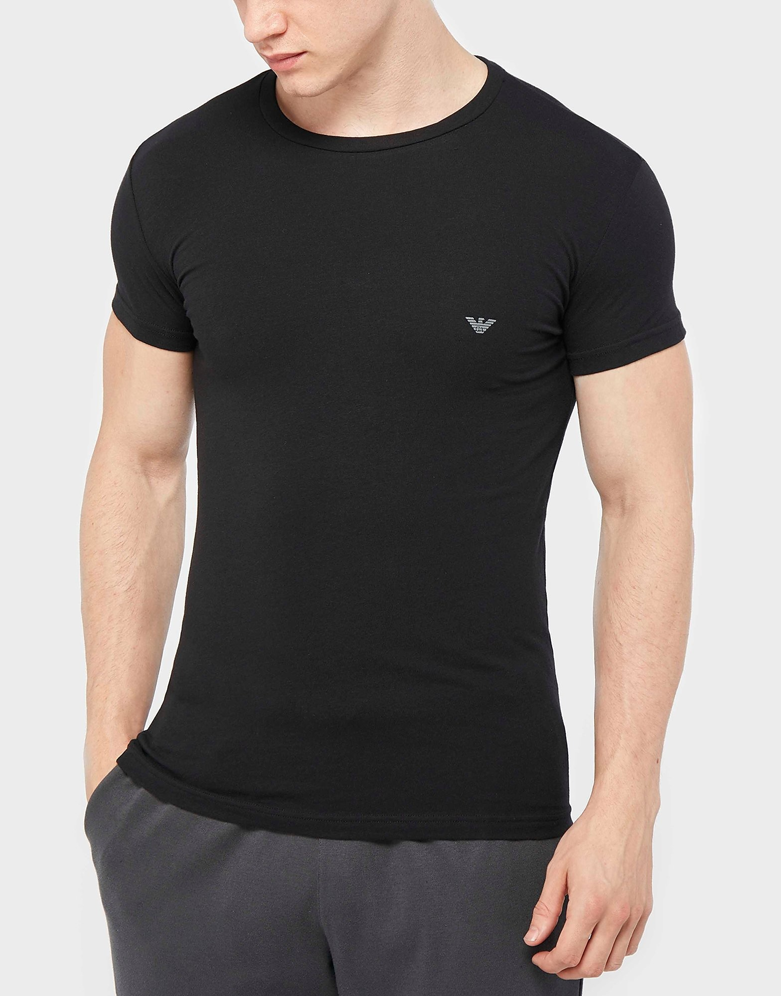 Emporio Armani Back Eagle T-Shirt