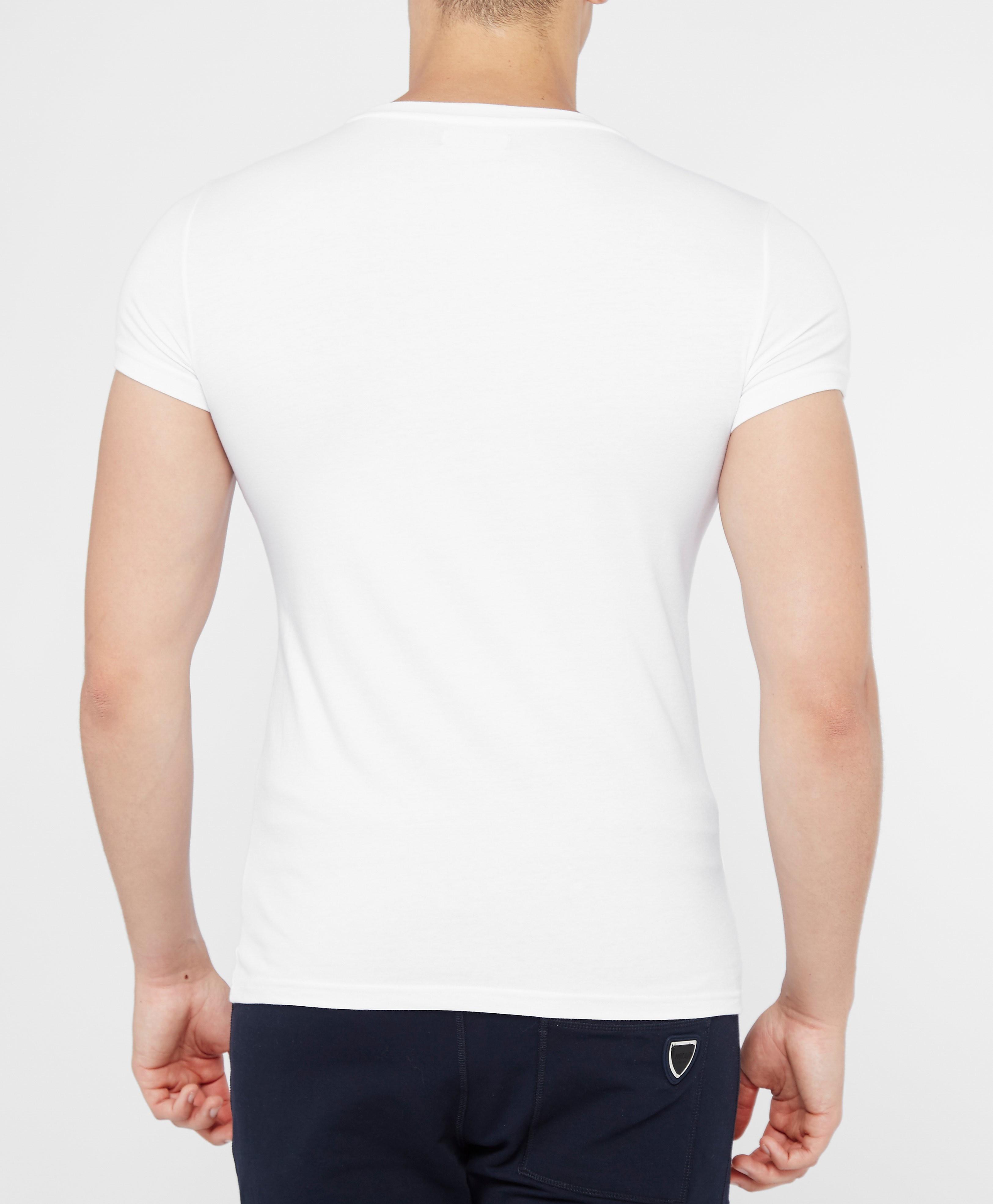 Emporio Armani CC Eagle Crew T-Shirt