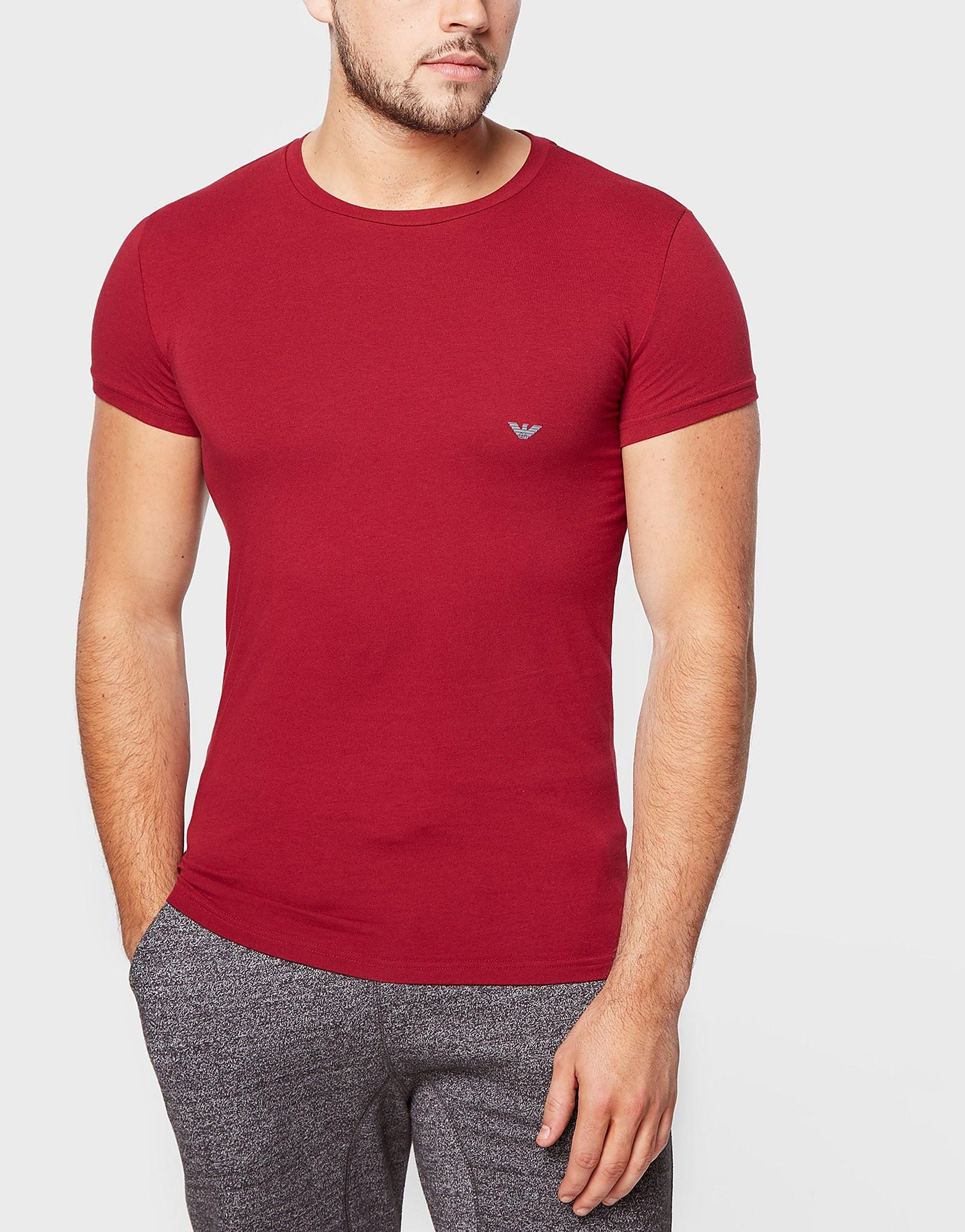 Emporio Armani Eagle Crew T-Shirt
