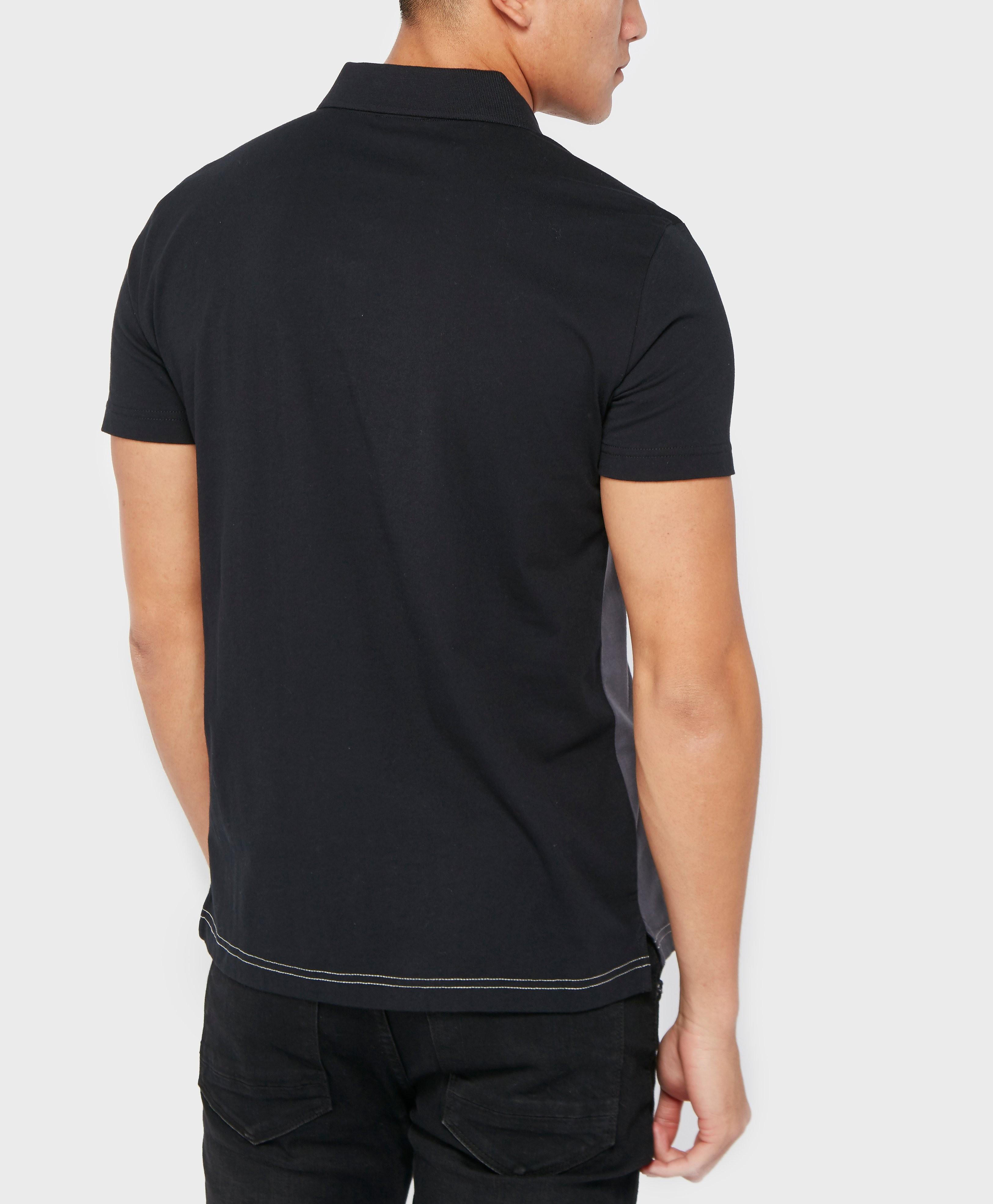 Emporio Armani EA7 Tritonal Polo Shirt