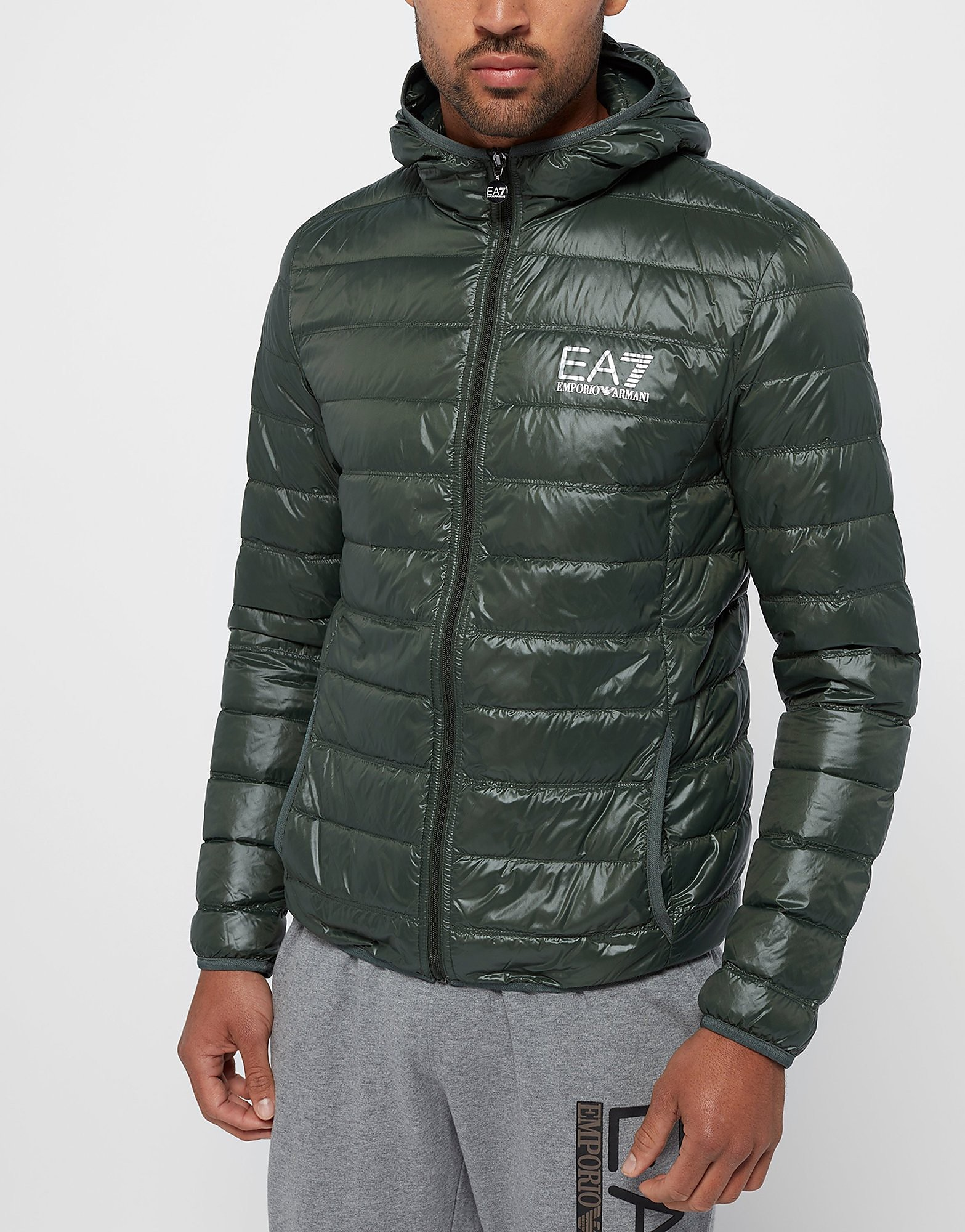 Emporio Armani EA7 Bubble Padded Jacket