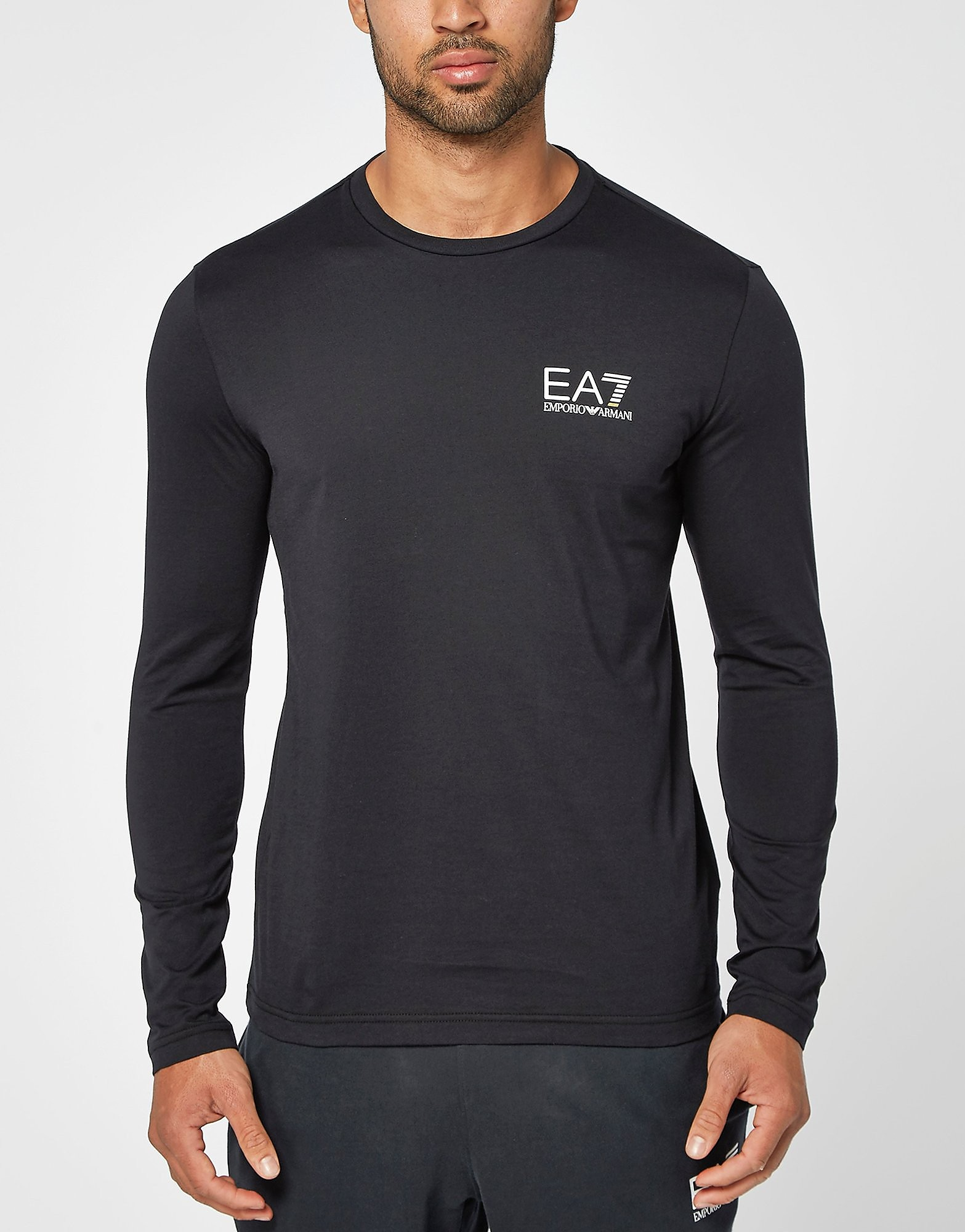 Emporio Armani EA7 Core Long Sleeved T-Shirt