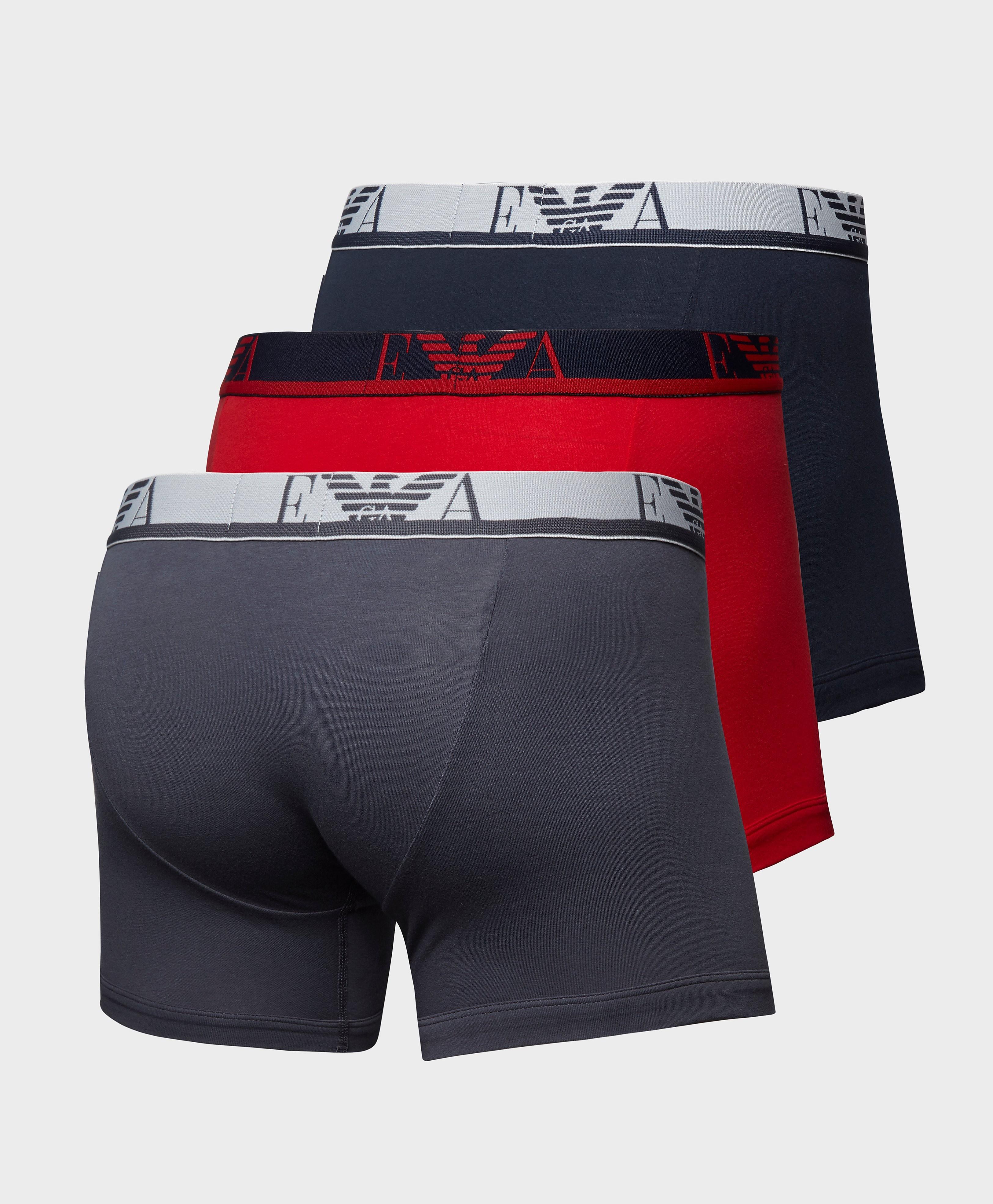 Emporio Armani 3 Pack Boxers