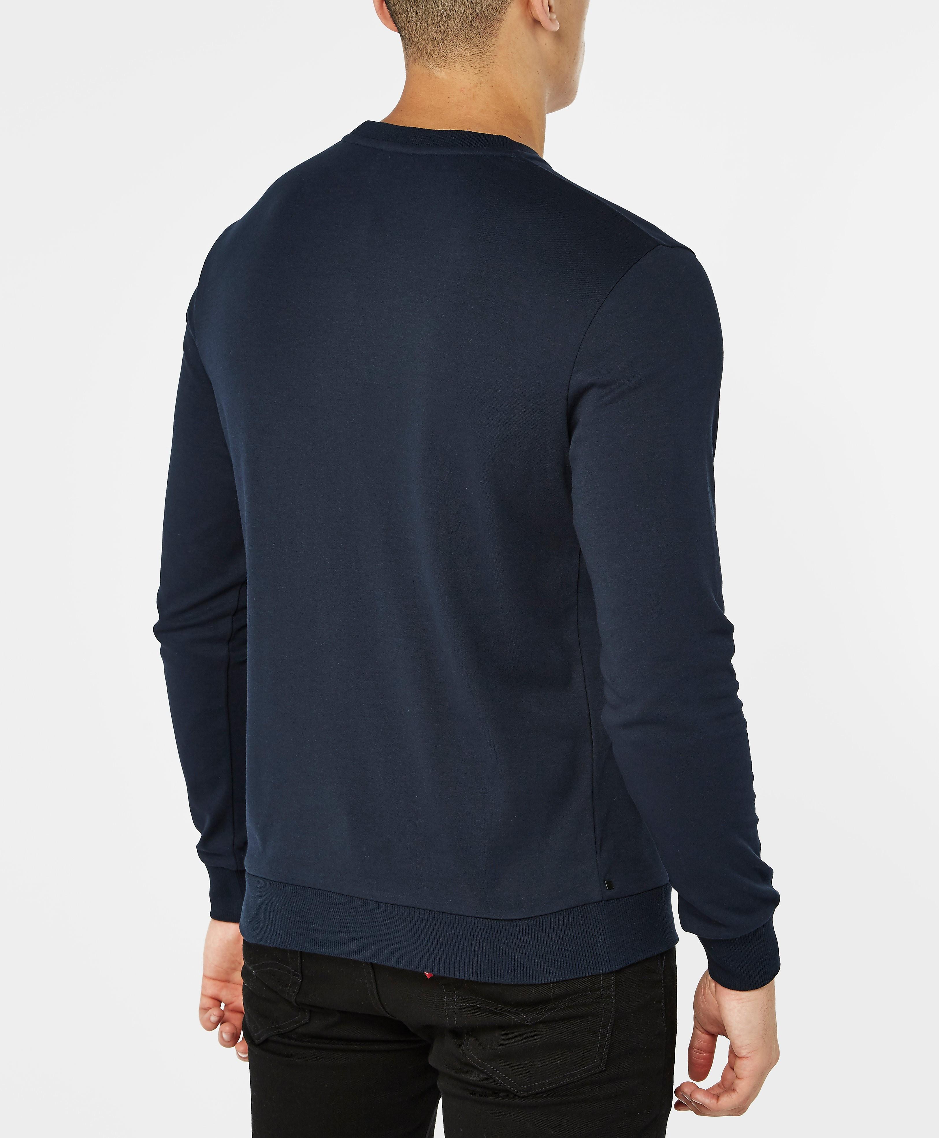 BOSS Crew Logo Sweater