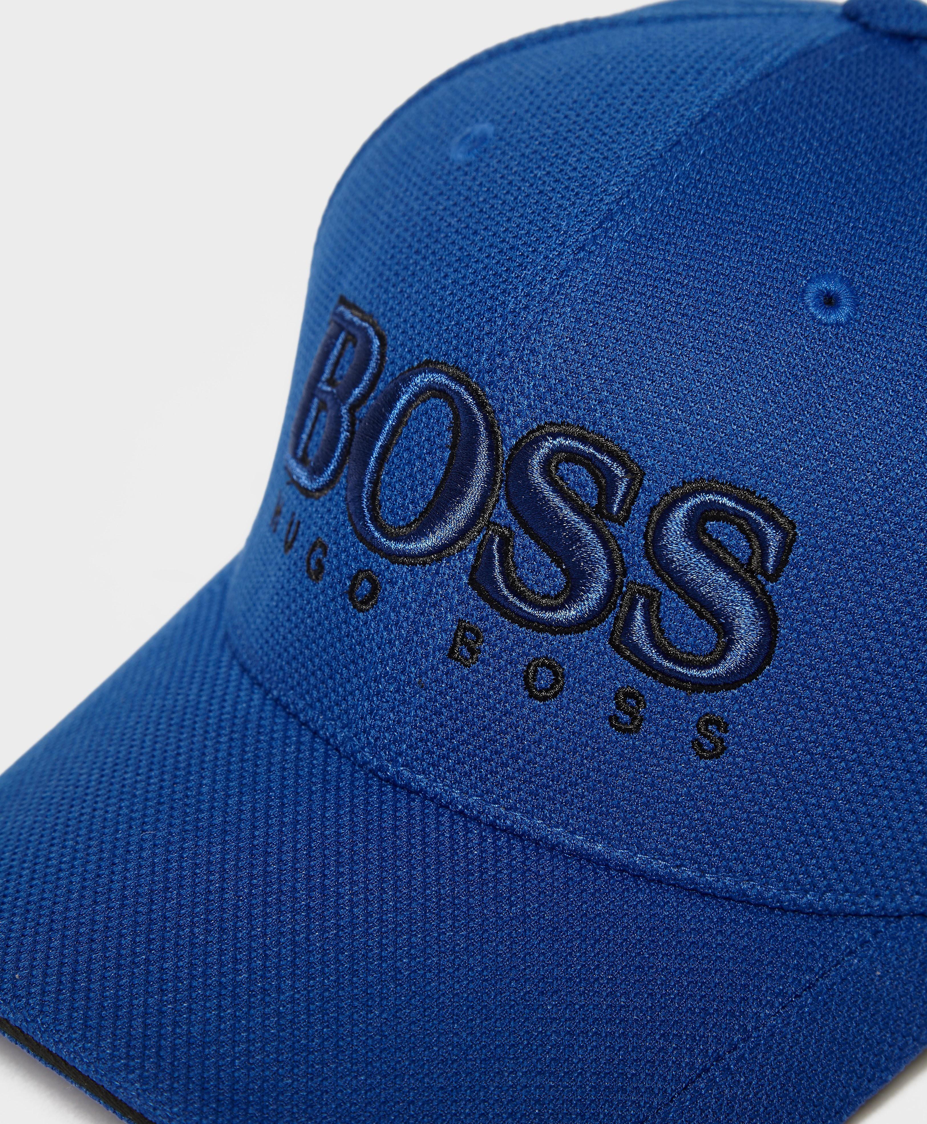BOSS Green Pique Sport Cap