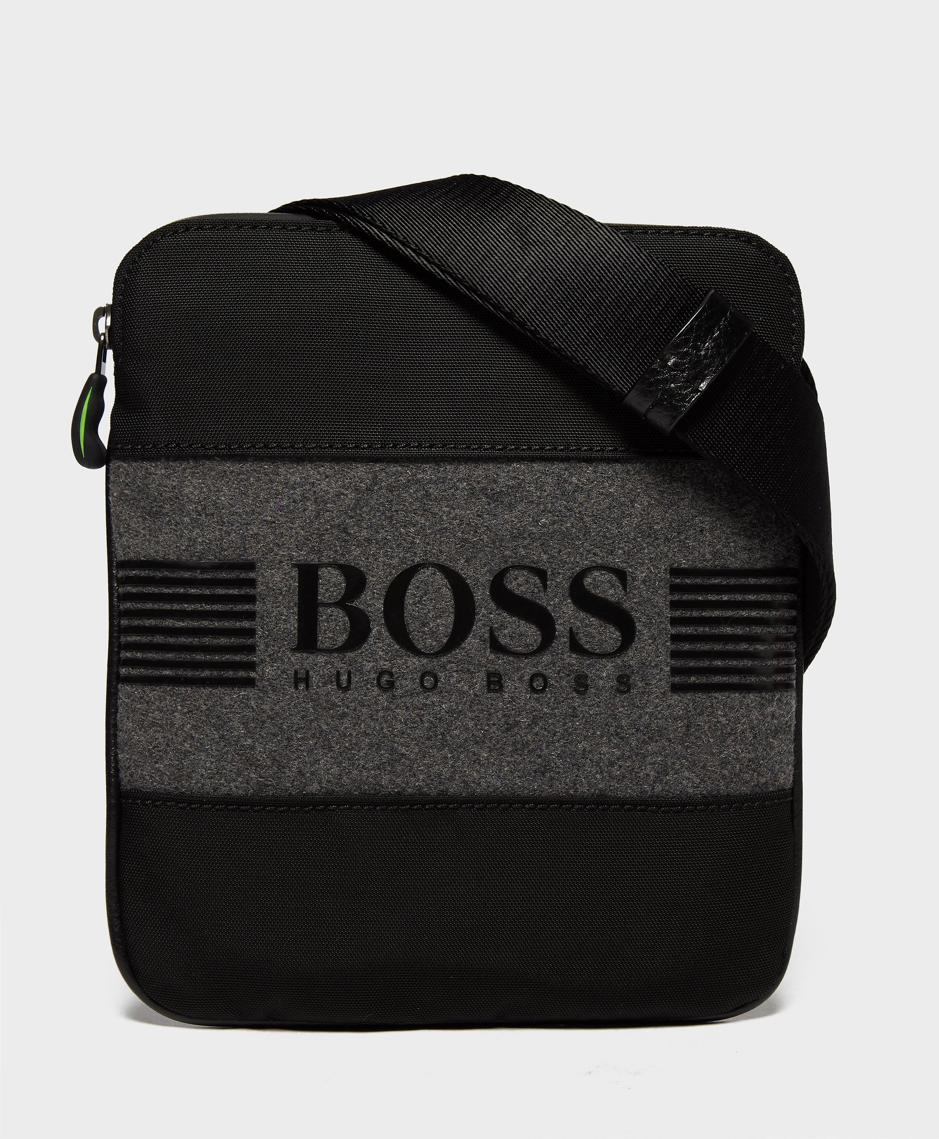 BOSS Pixel Small Item Bag
