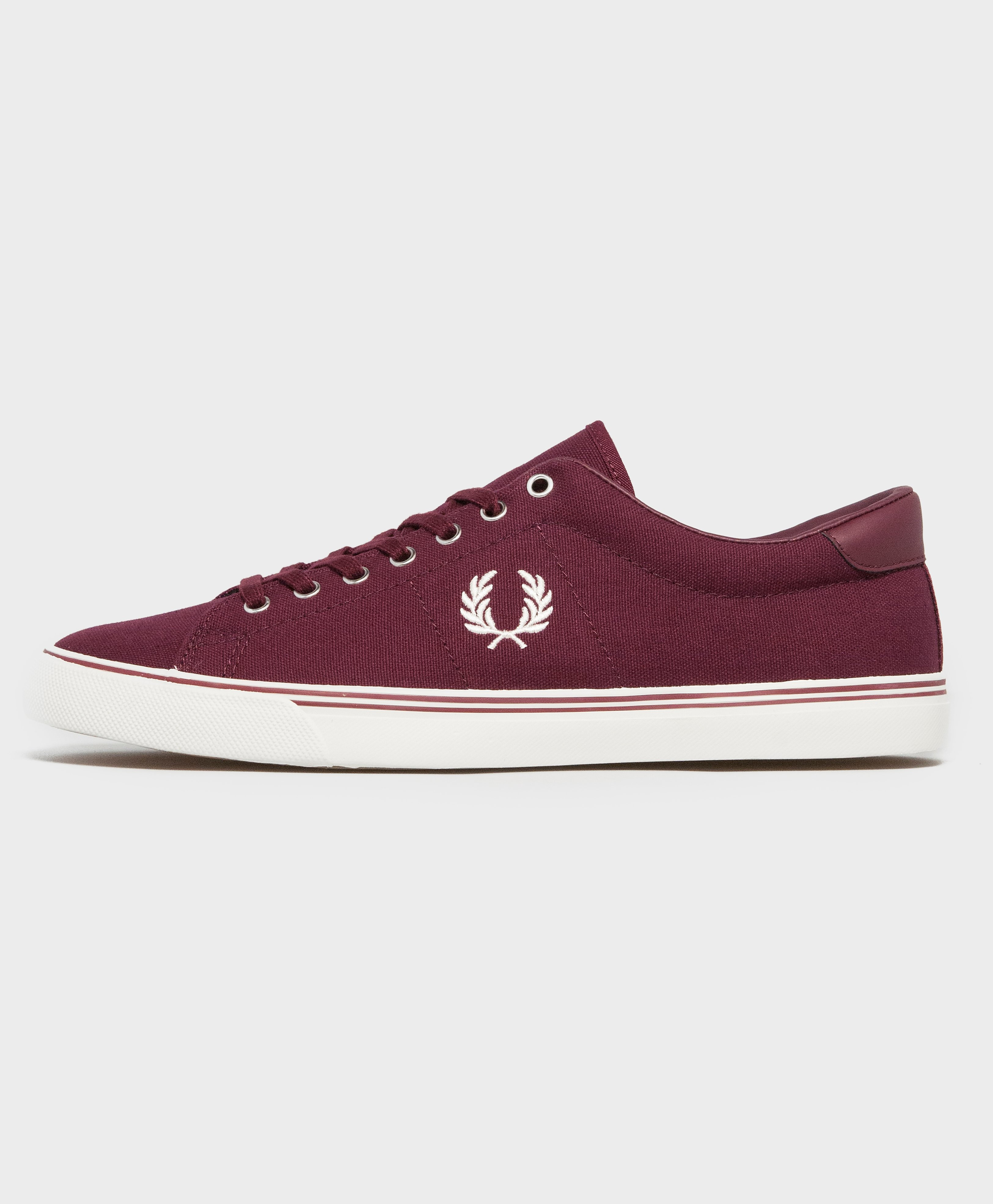 Fred Perry Underspin  Red Red