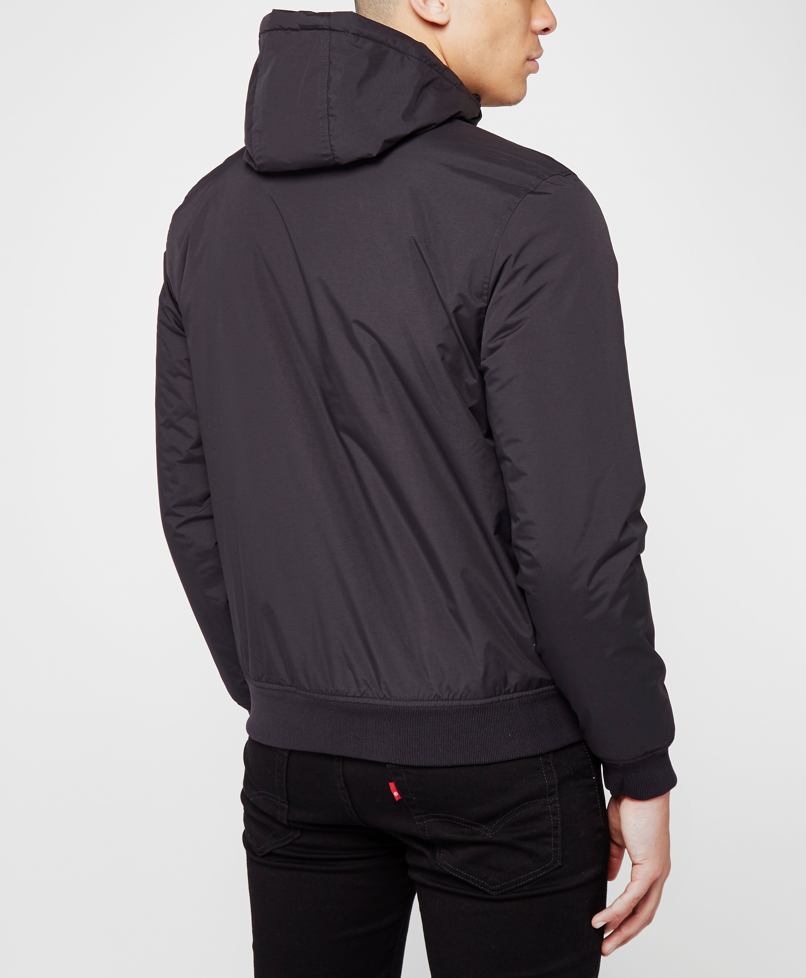 Fred Perry Hooded Brentham Jacket - Exclusive