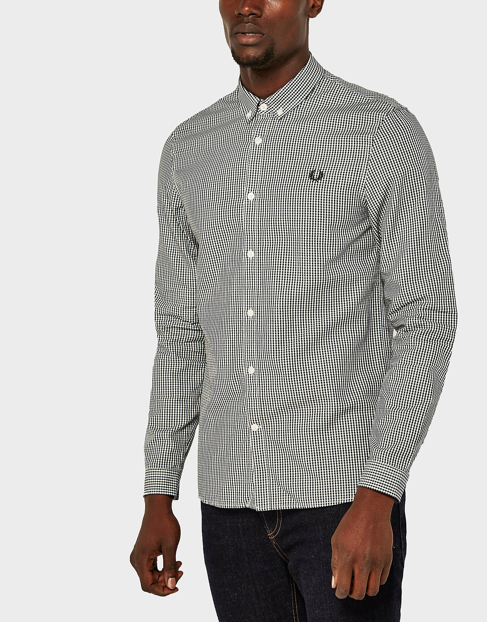 Fred Perry 3 Colour Ice Shirt