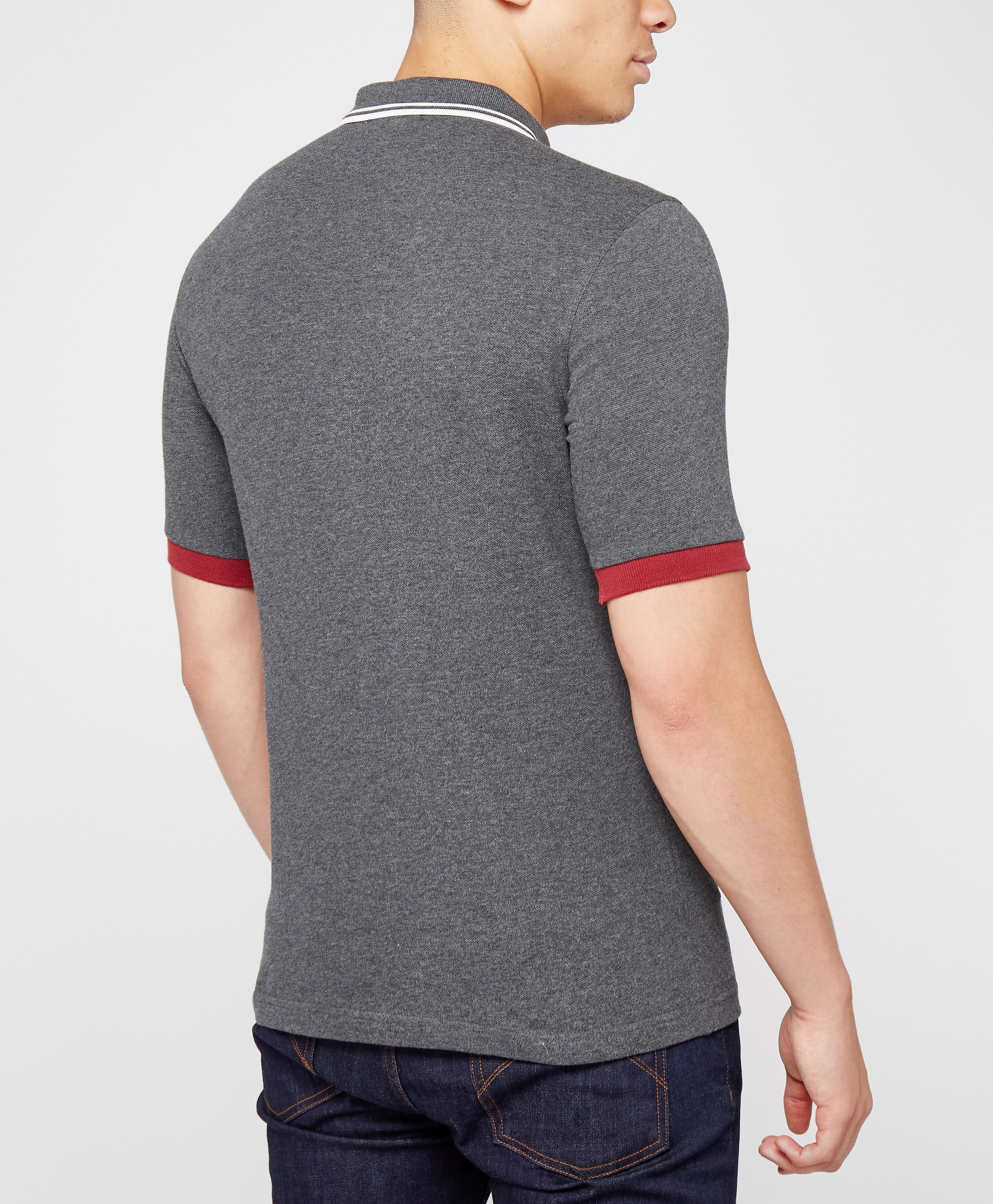 Fred Perry Stripe Panel Polo Shirt