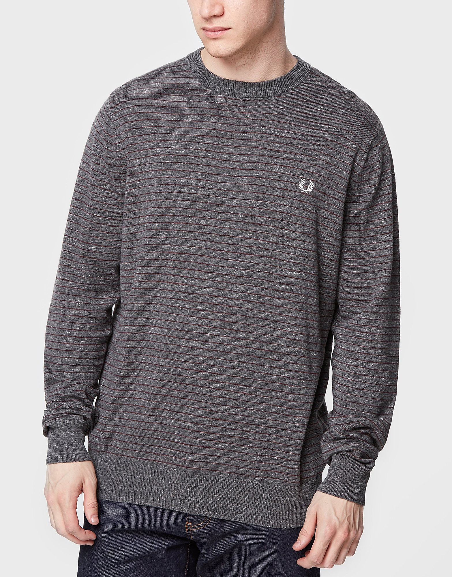 Fred Perry Stiped Knit