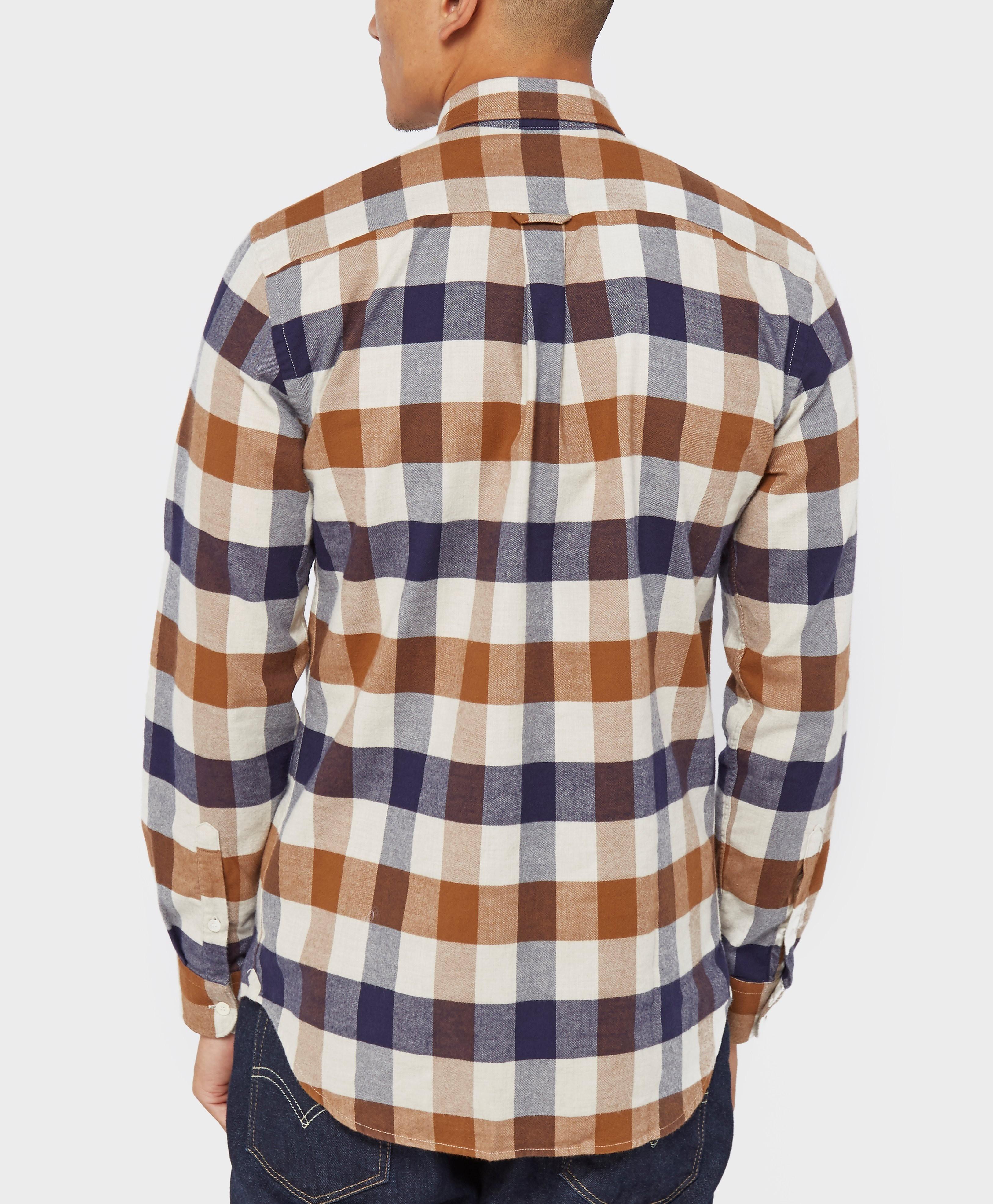 Aquascutum Marcus Checked Shirt