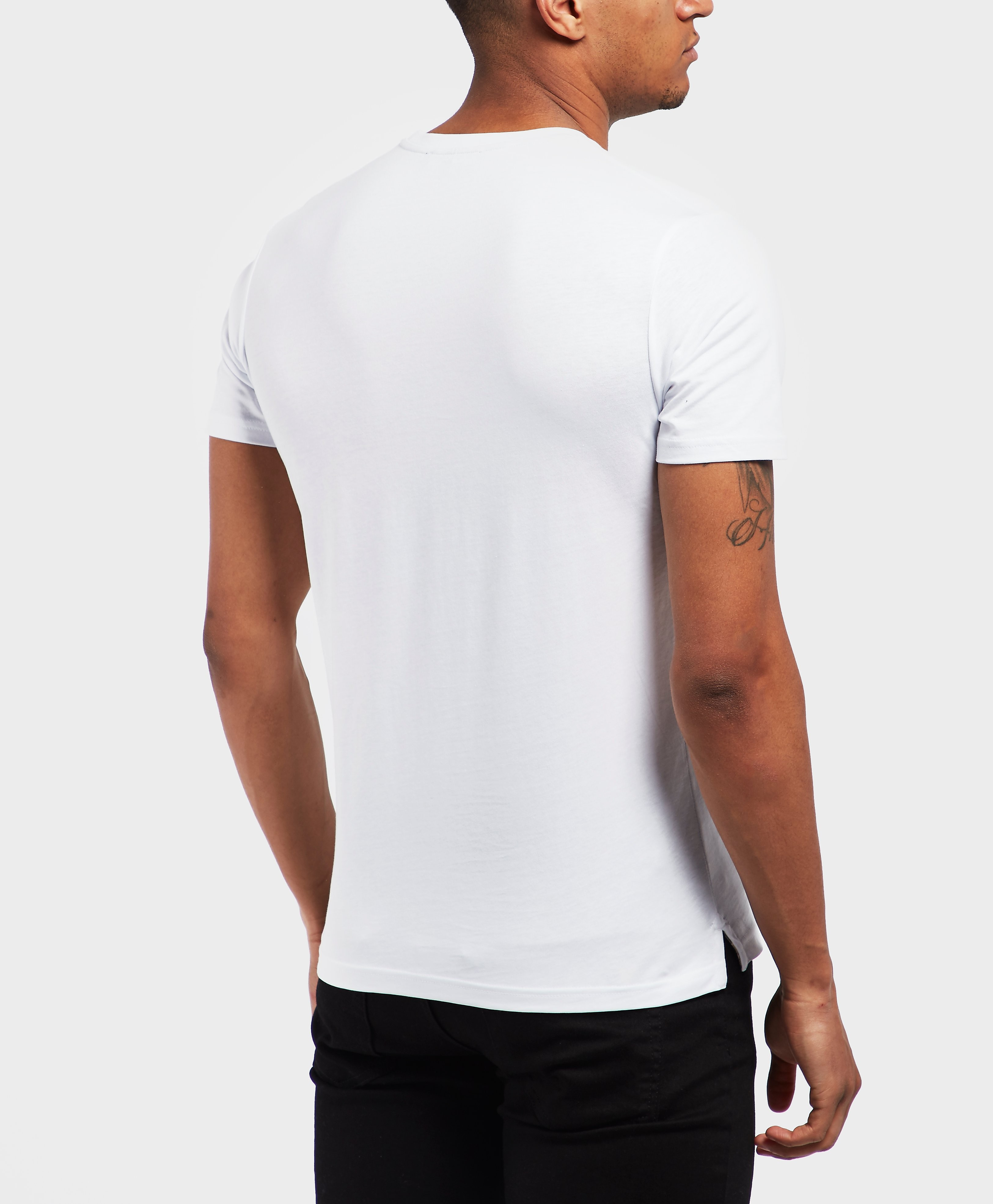 Aquascutum Logo Short Sleeve T-Shirt