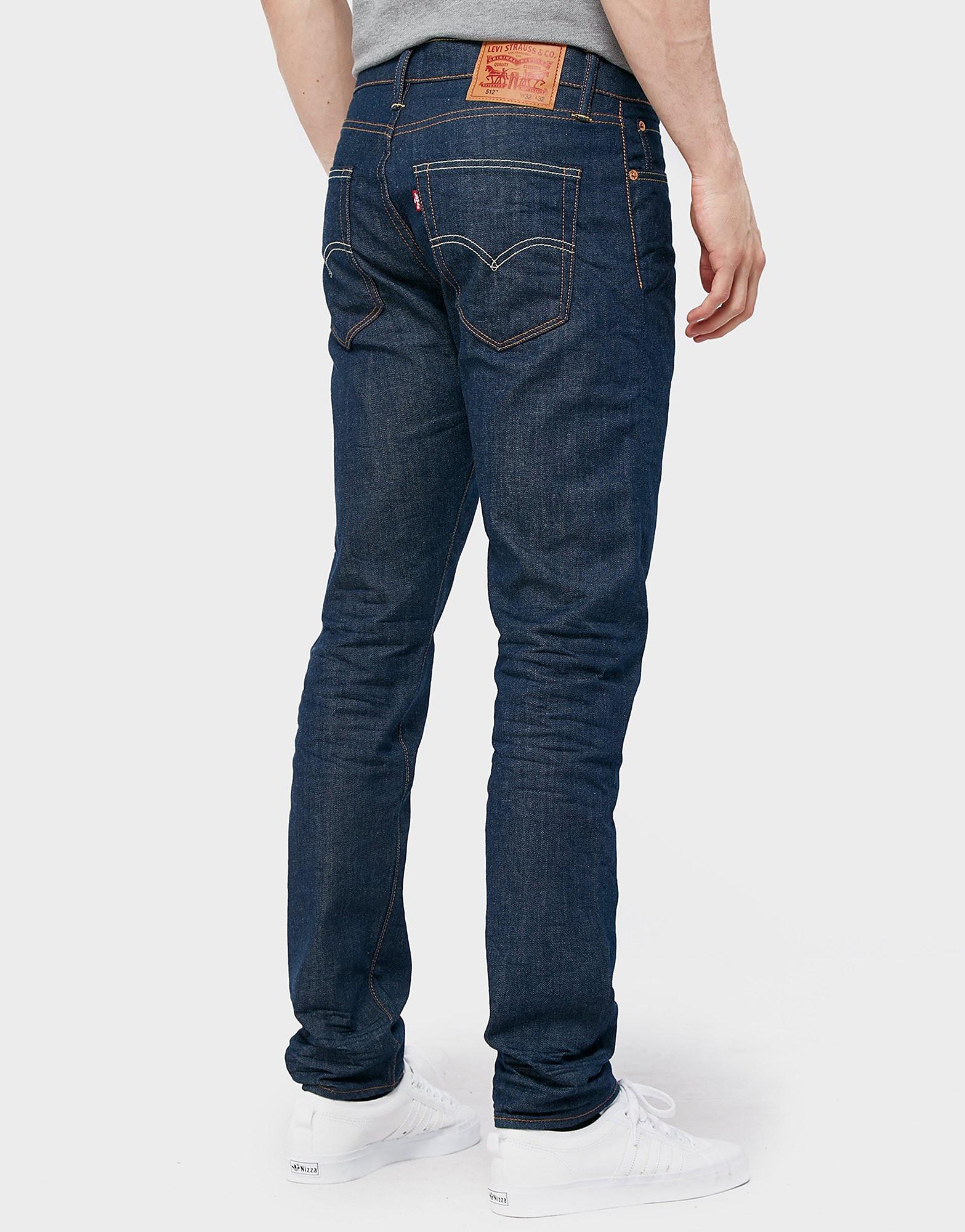 Levis 512 Broken Jeans