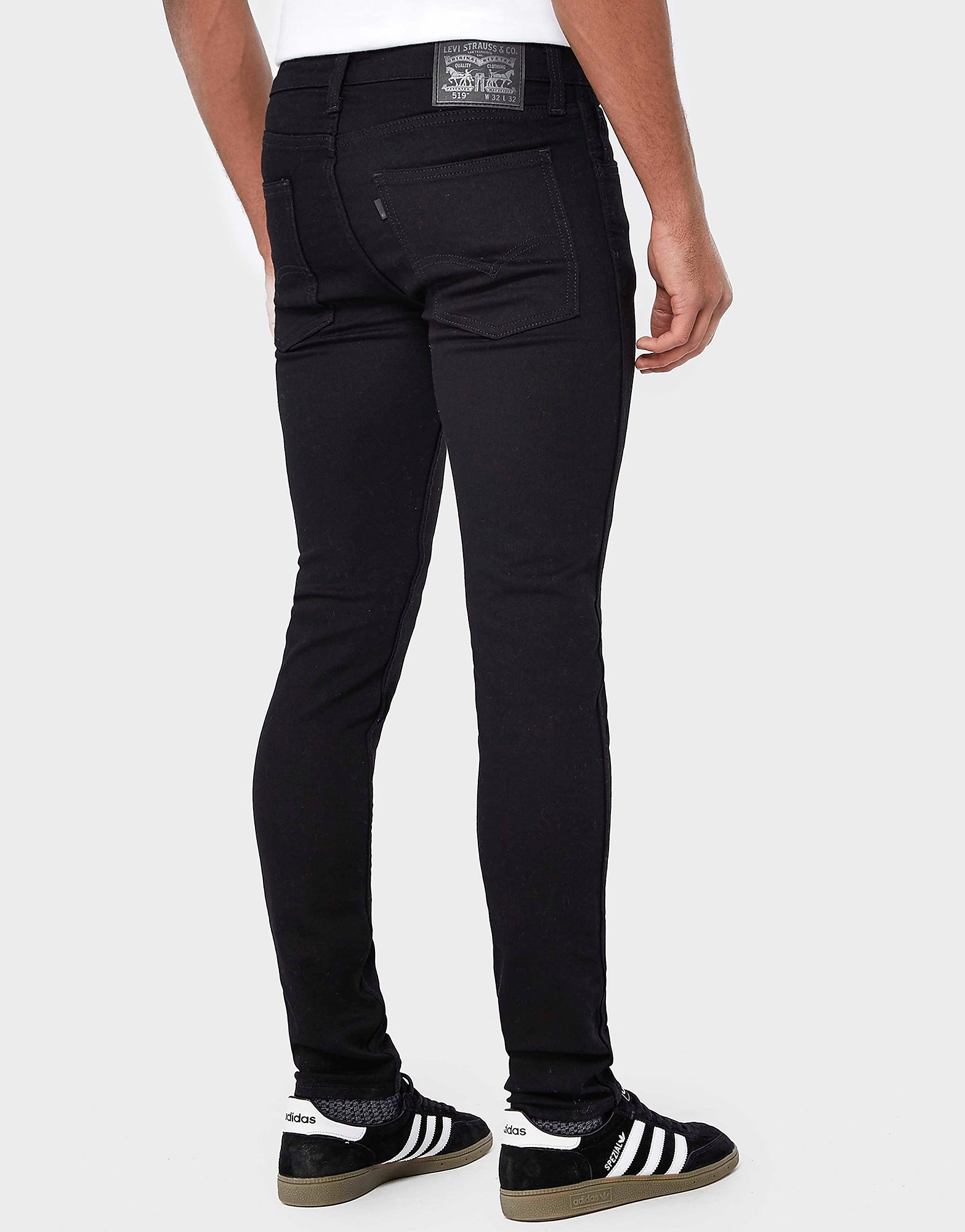 Levis 519 Skinny Jeans