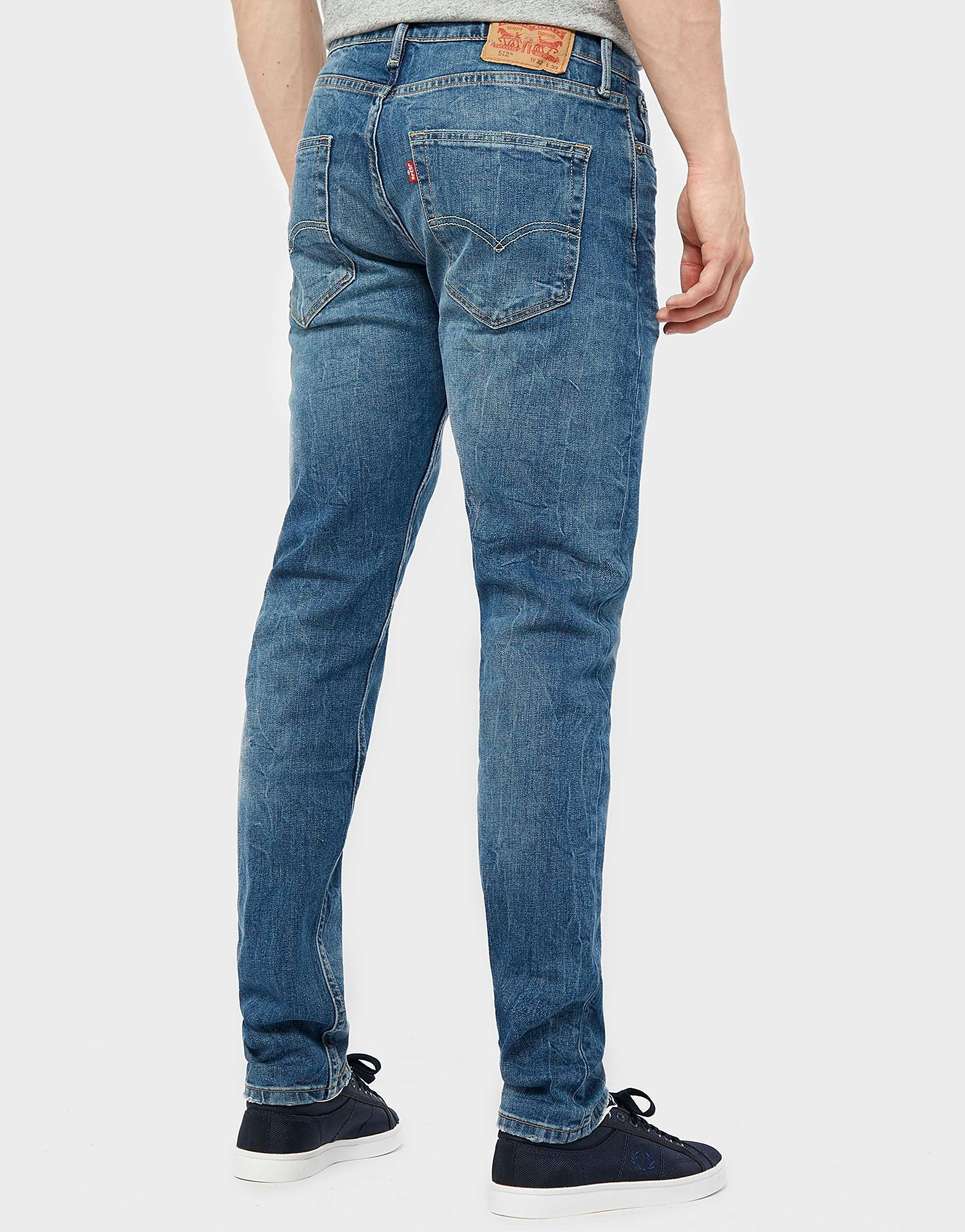Levis 512 Taper Jeans