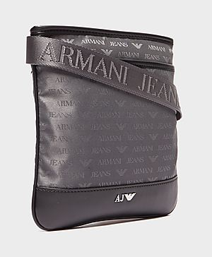 Armani Jeans Nylon Small Item Bag