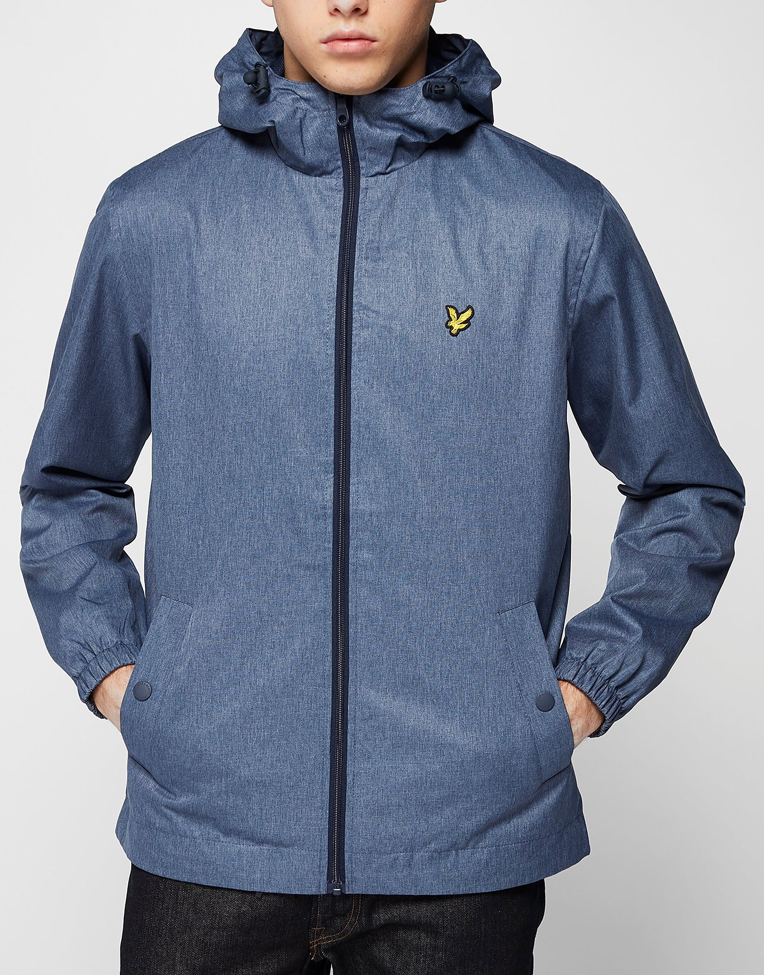 Lyle & Scott Marl Festival Jacket