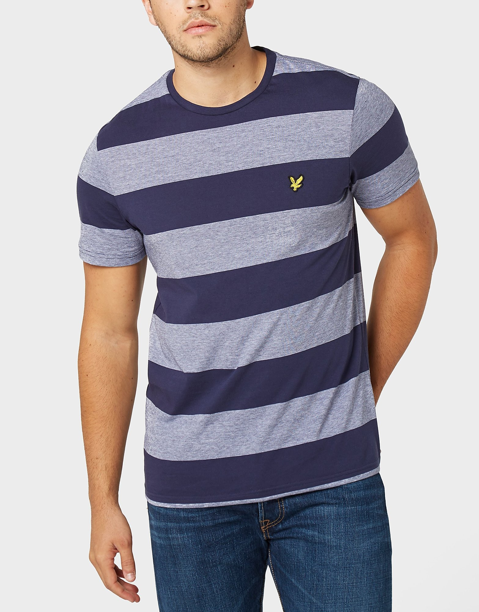 Lyle & Scott Wide Stripe T-Shirt