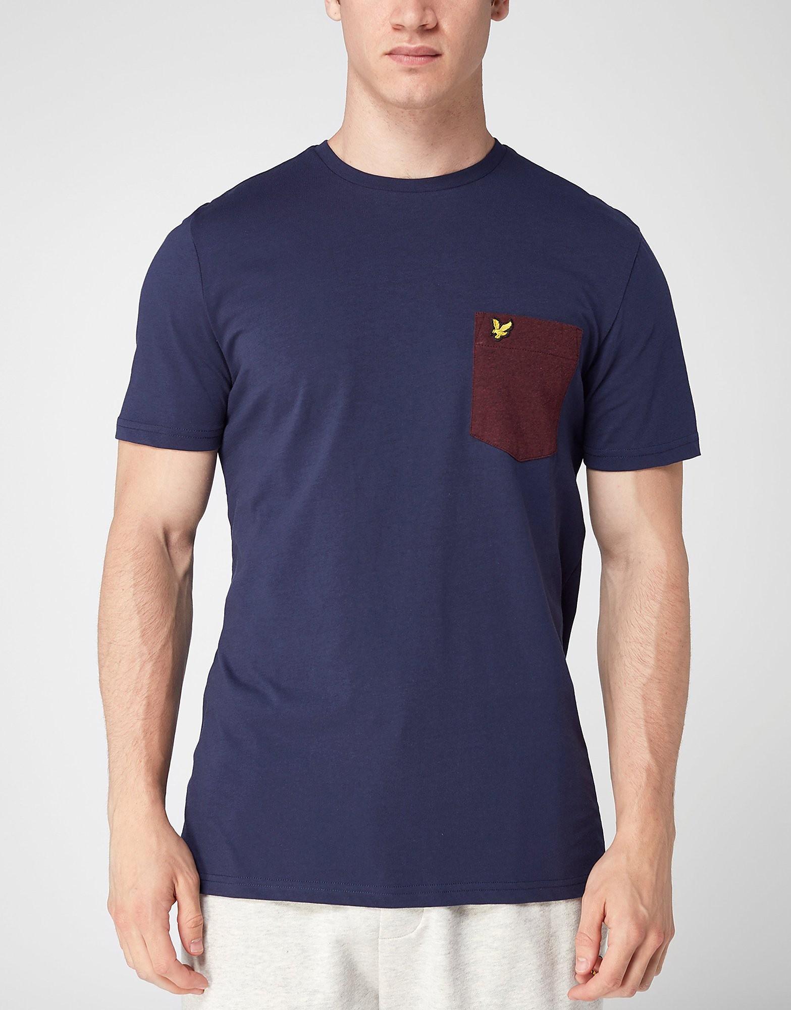 Lyle & Scott Contrast Pocket T-Shirt