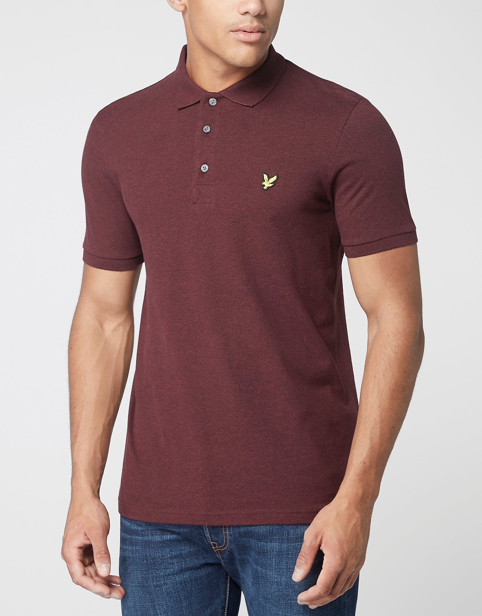 Lyle & Scott Polo Shirt Short Sleeve