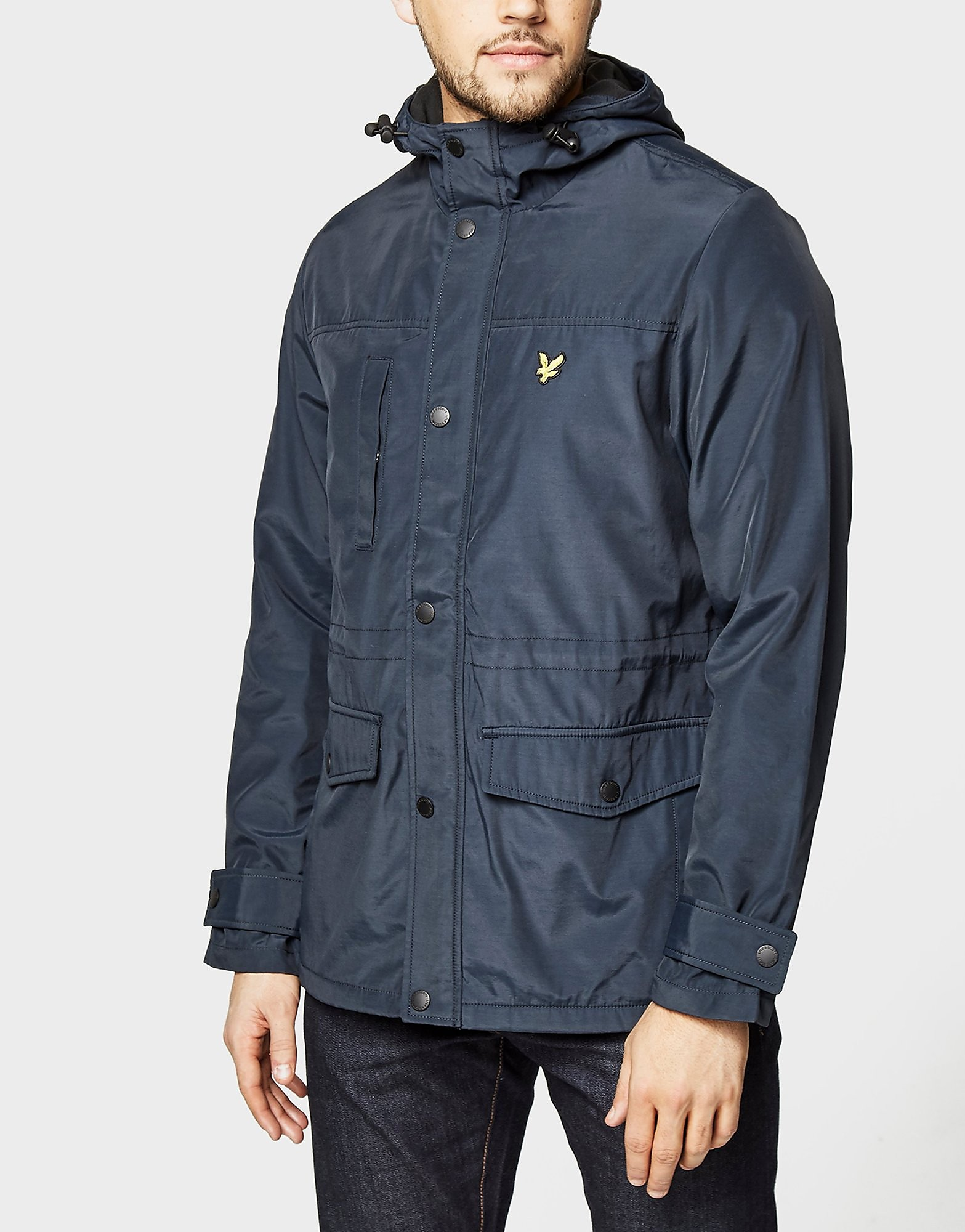 Lyle & Scott Fleece Lined Padded Jacket
