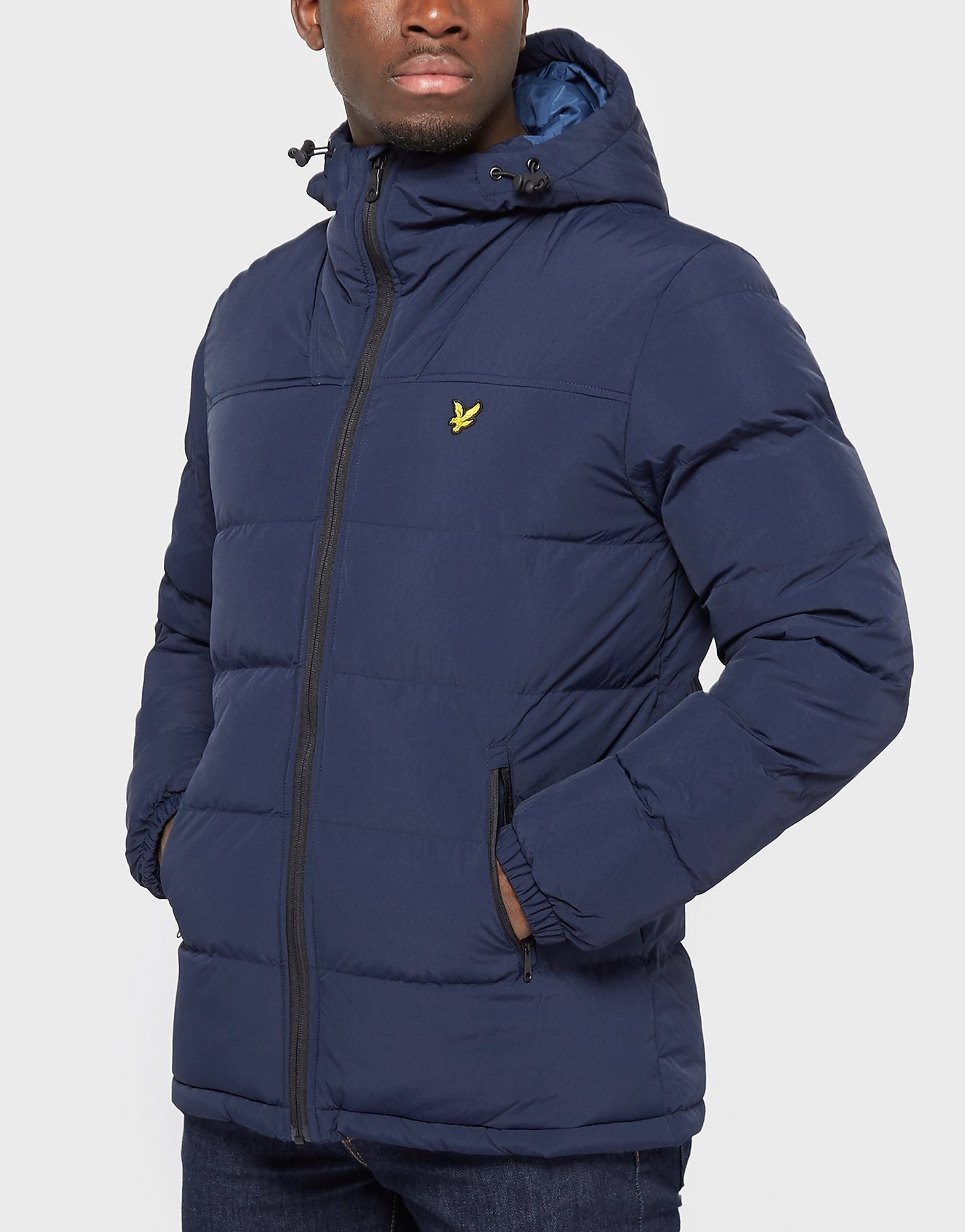 Lyle & Scott Wadded Jacket