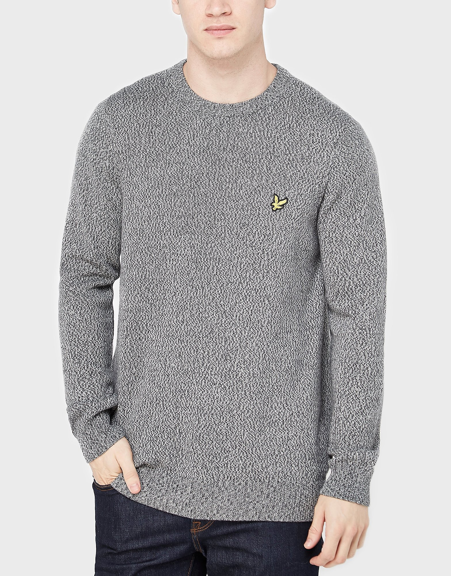 Lyle & Scott Mouline Knit