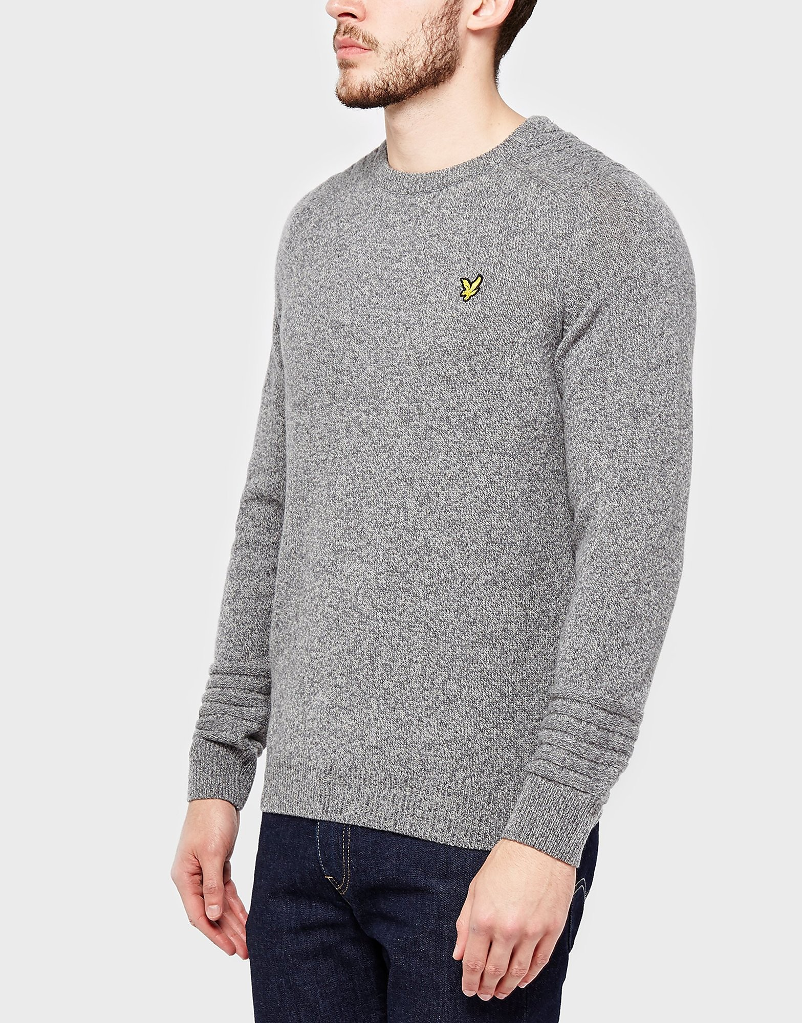 Lyle & Scott Links Crew Knit