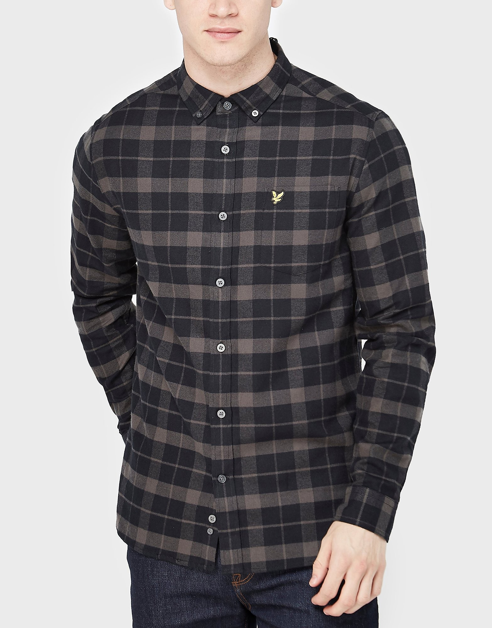 Lyle & Scott Flannel Check Shirt