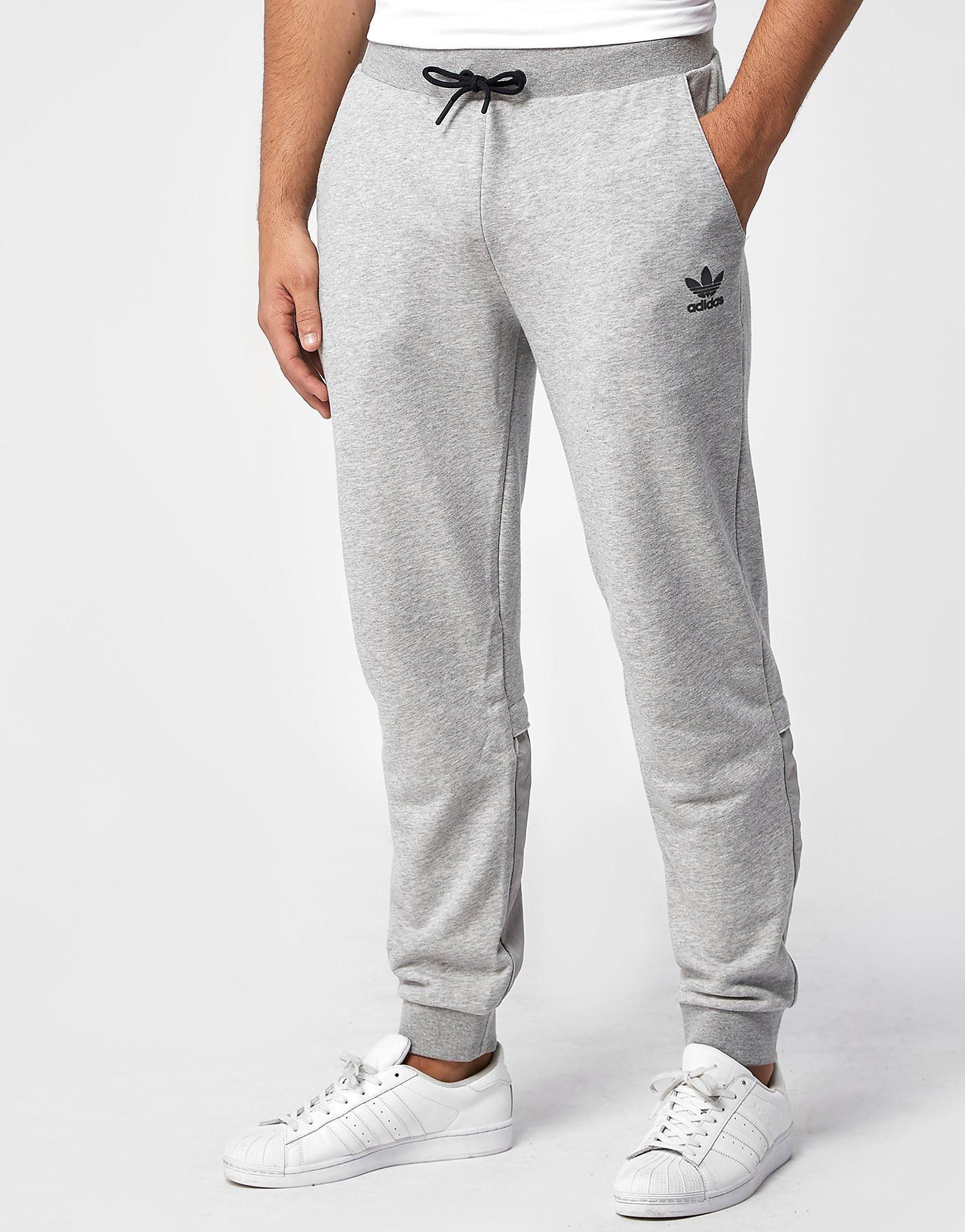 adidas Originals Sport Luxe Cuffed Track Pants  Grey Grey