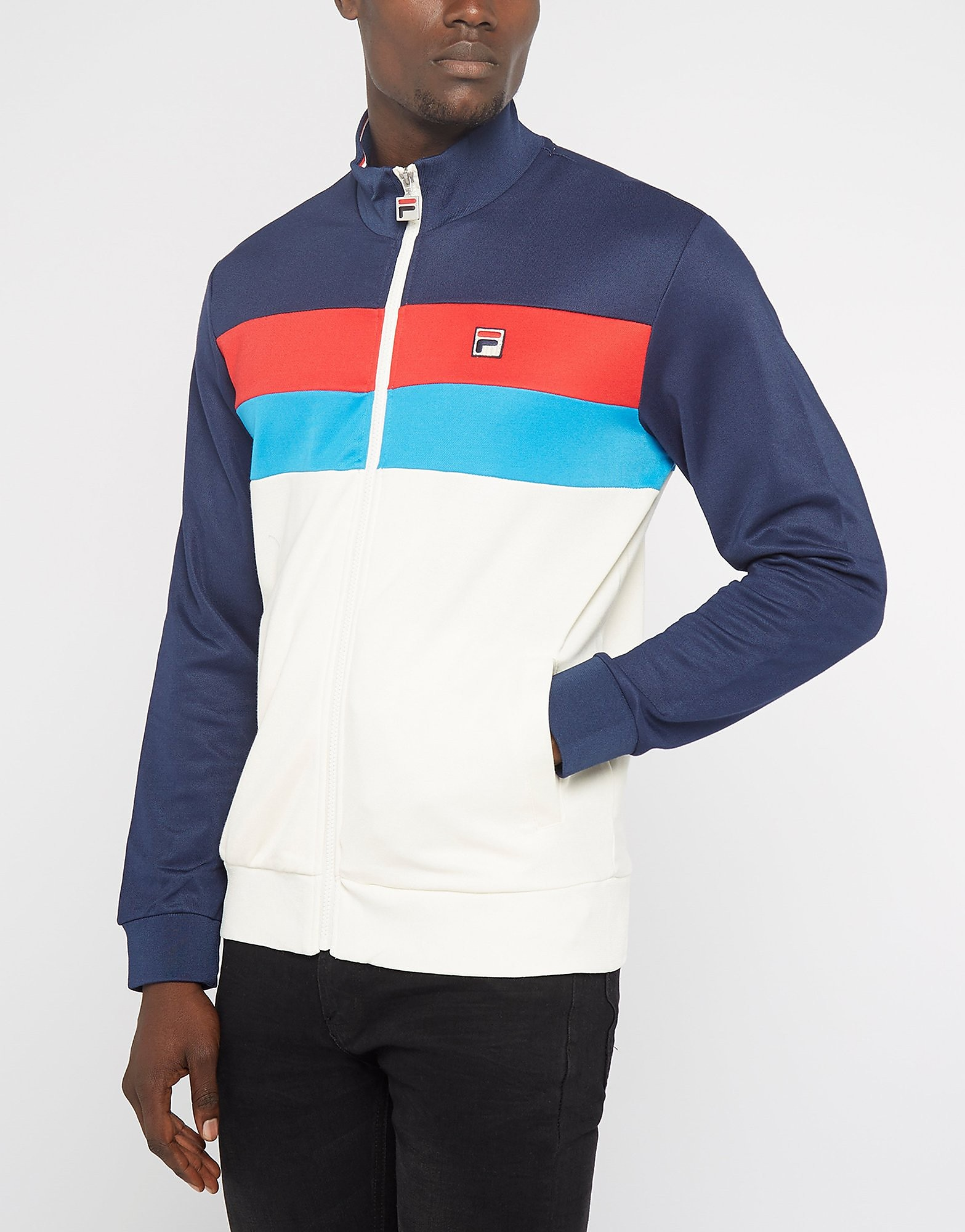 Fila Lizzano Colour Block Track Top