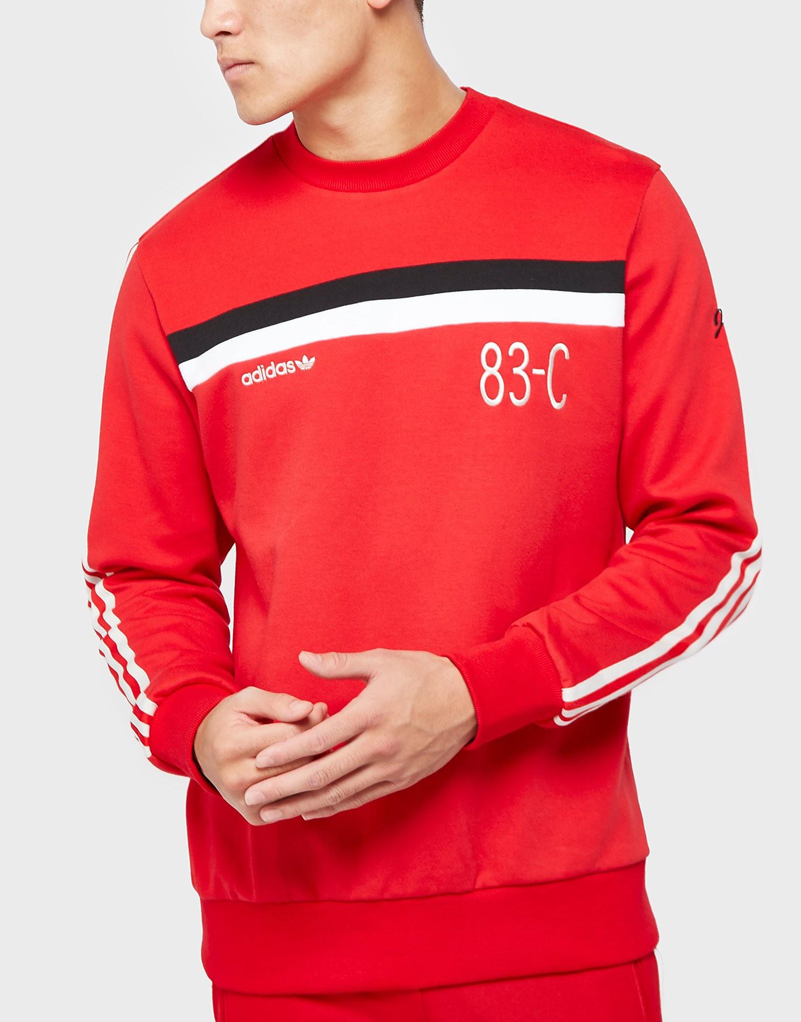 adidas Originals 83-C Crew Sweatshirt