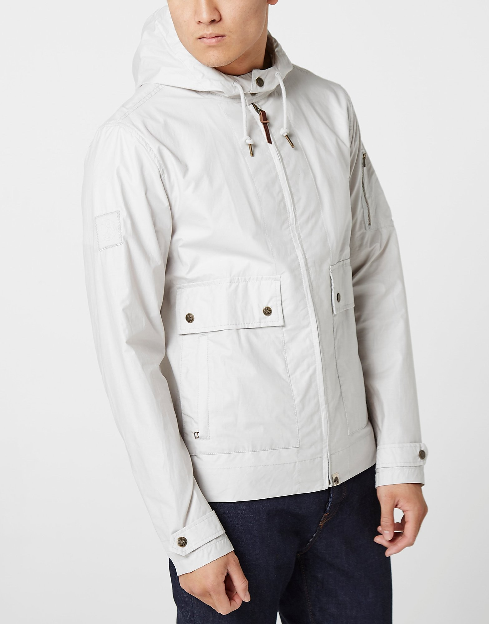 Pretty Green Wren Lightweight Jacket