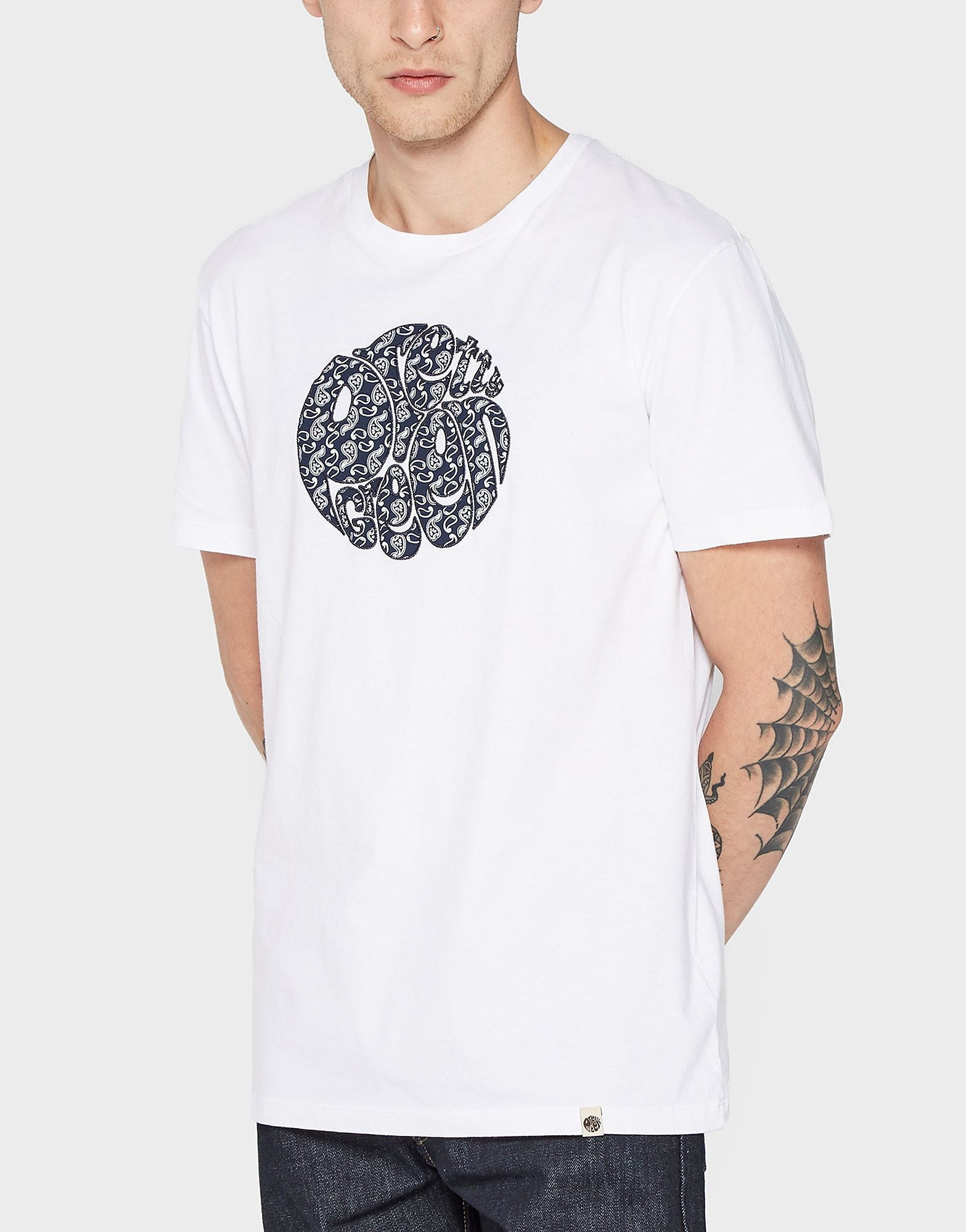 Pretty Green Applique T-Shirt