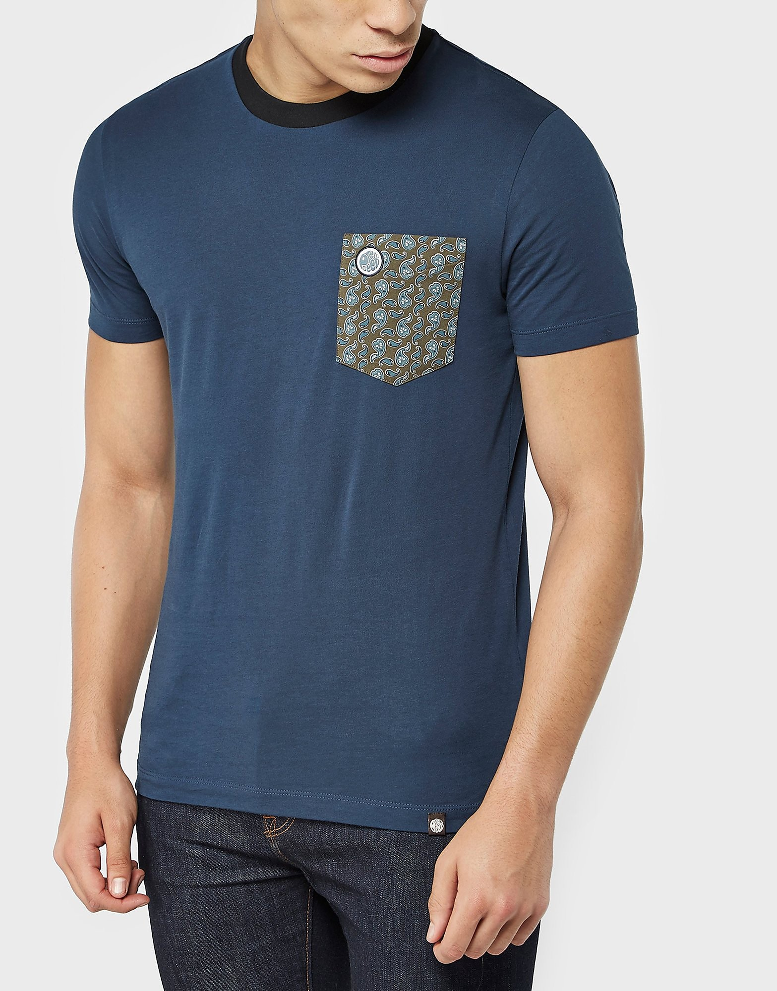 Pretty Green Ringer T-shirt
