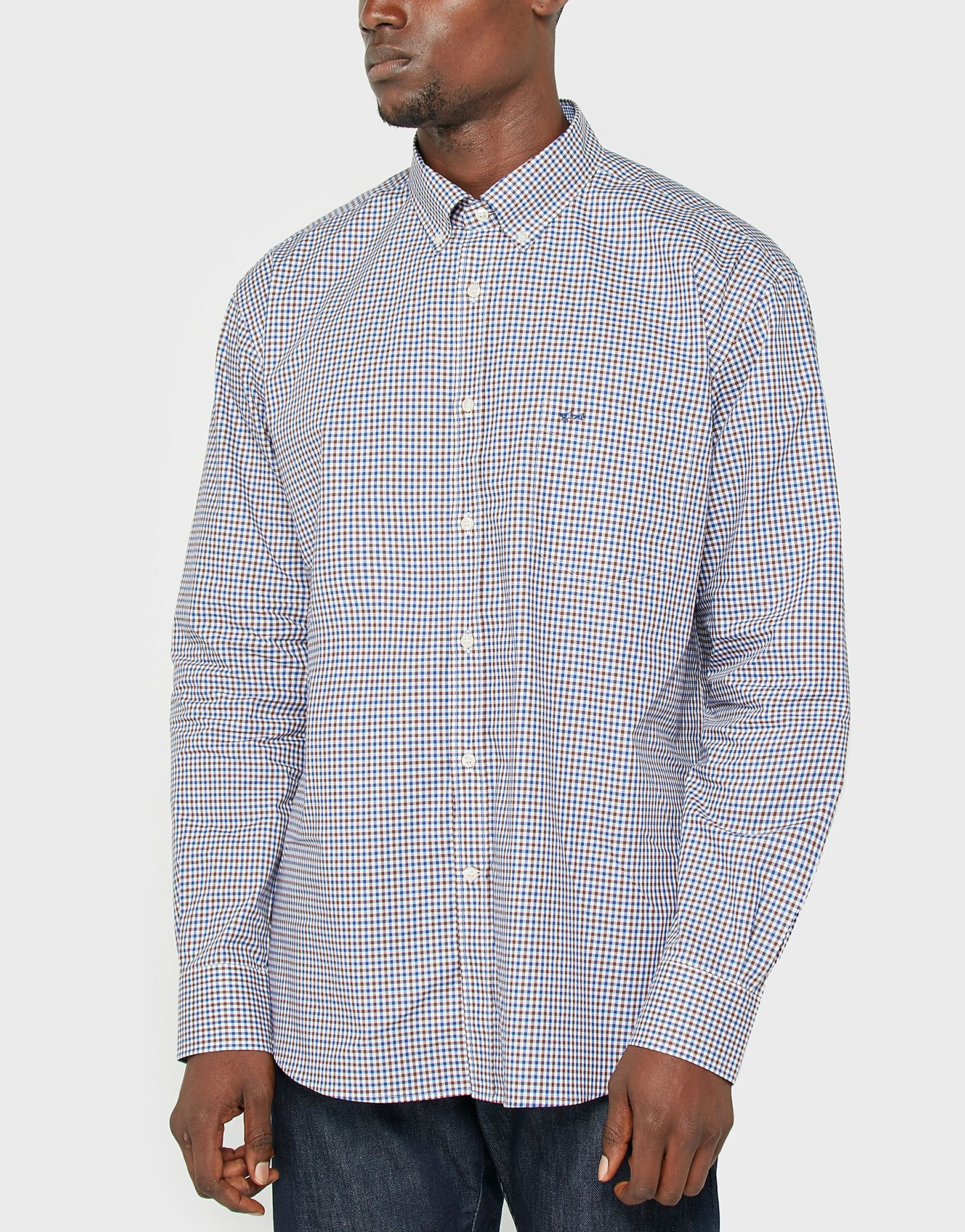 Paul and Shark Gingham Shirt